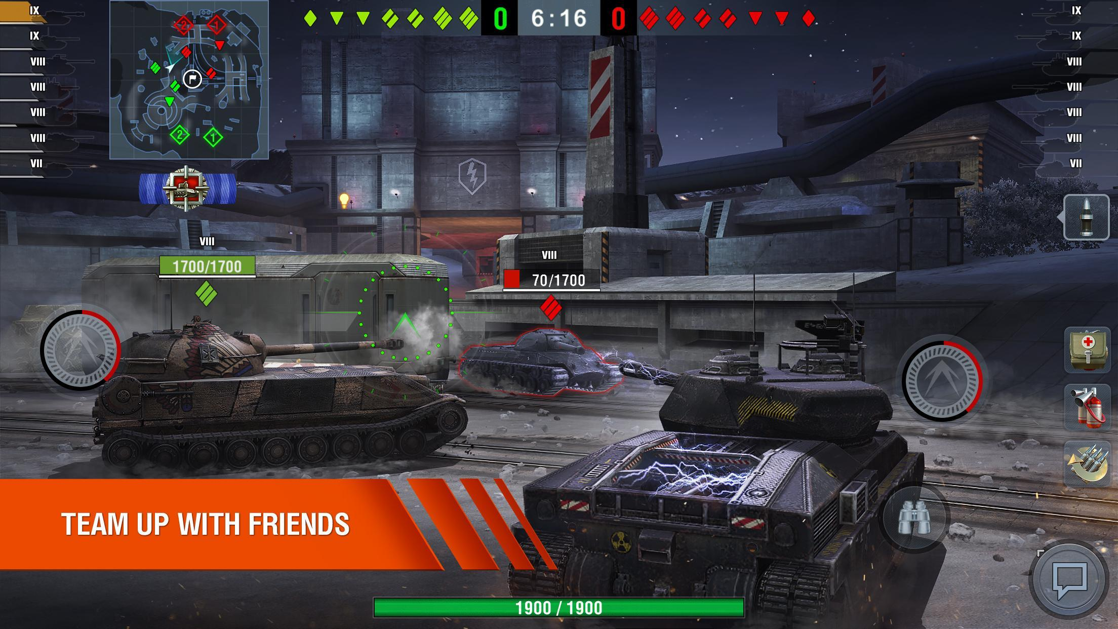 World of Tanks Blitz MMO 7.1.1.521 Screenshot 14