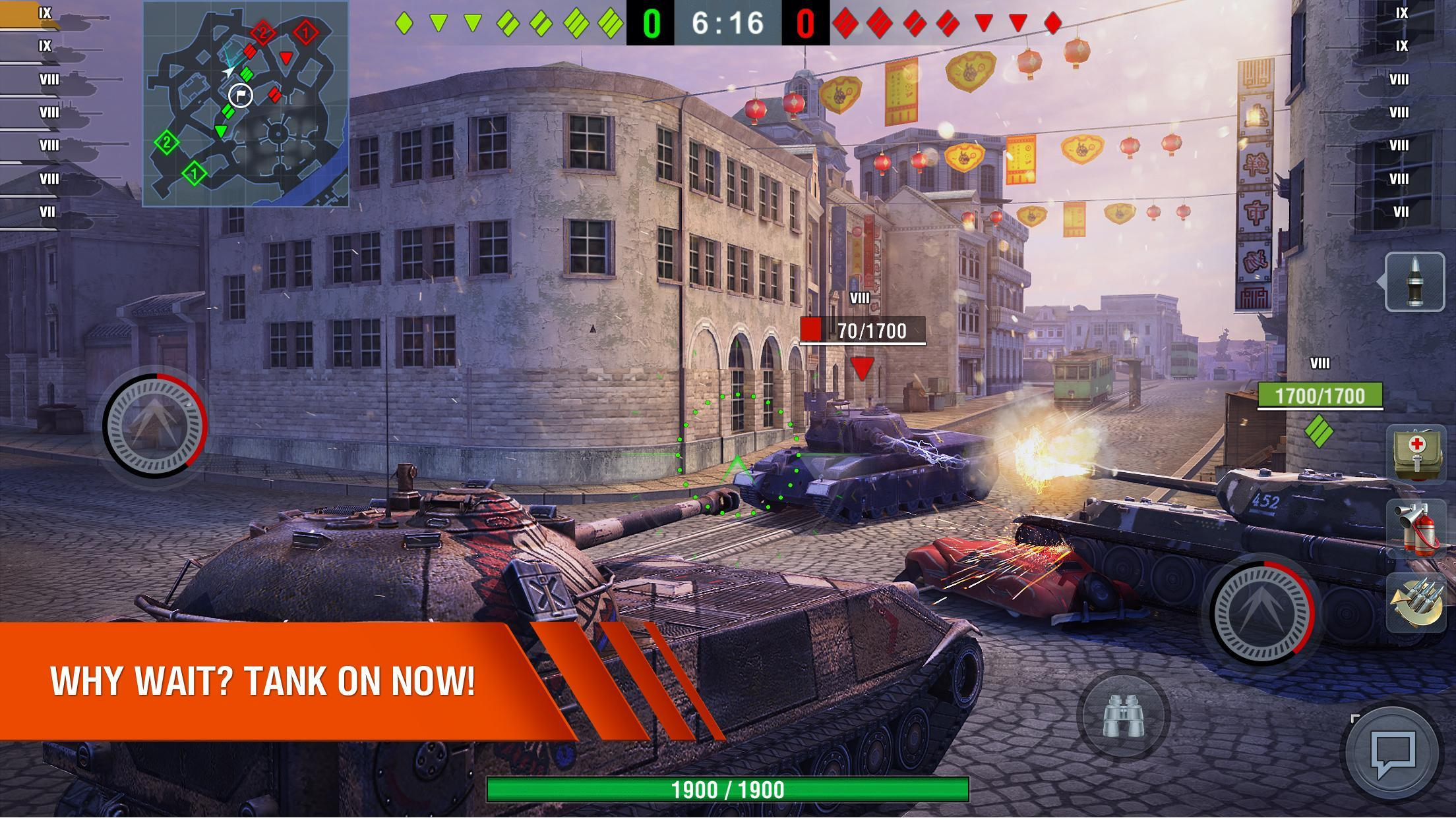 World of Tanks Blitz MMO 7.1.1.521 Screenshot 16