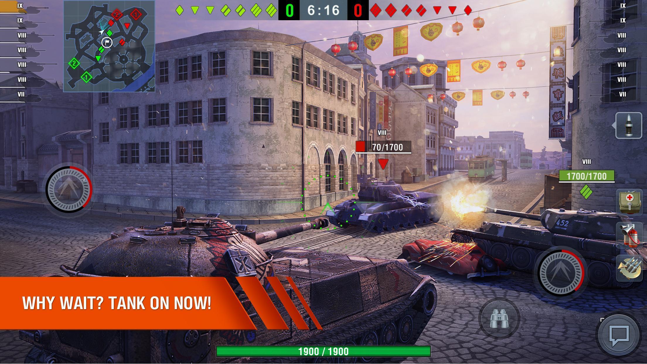 World of Tanks Blitz MMO 7.1.1.521 Screenshot 5