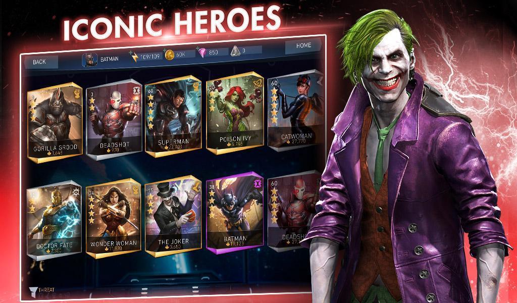 Injustice 2 4.0.1 Screenshot 1