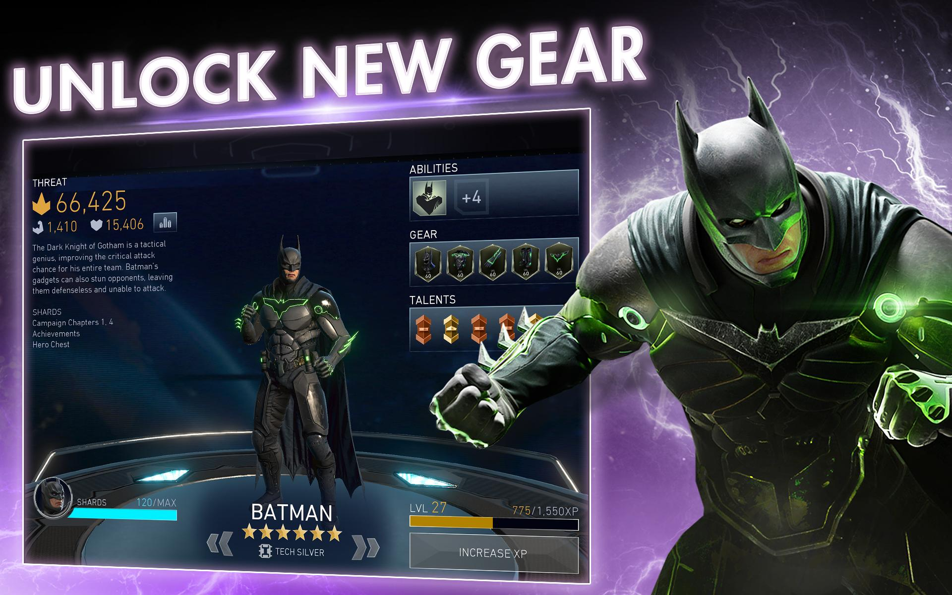 Injustice 2 4.0.1 Screenshot 17