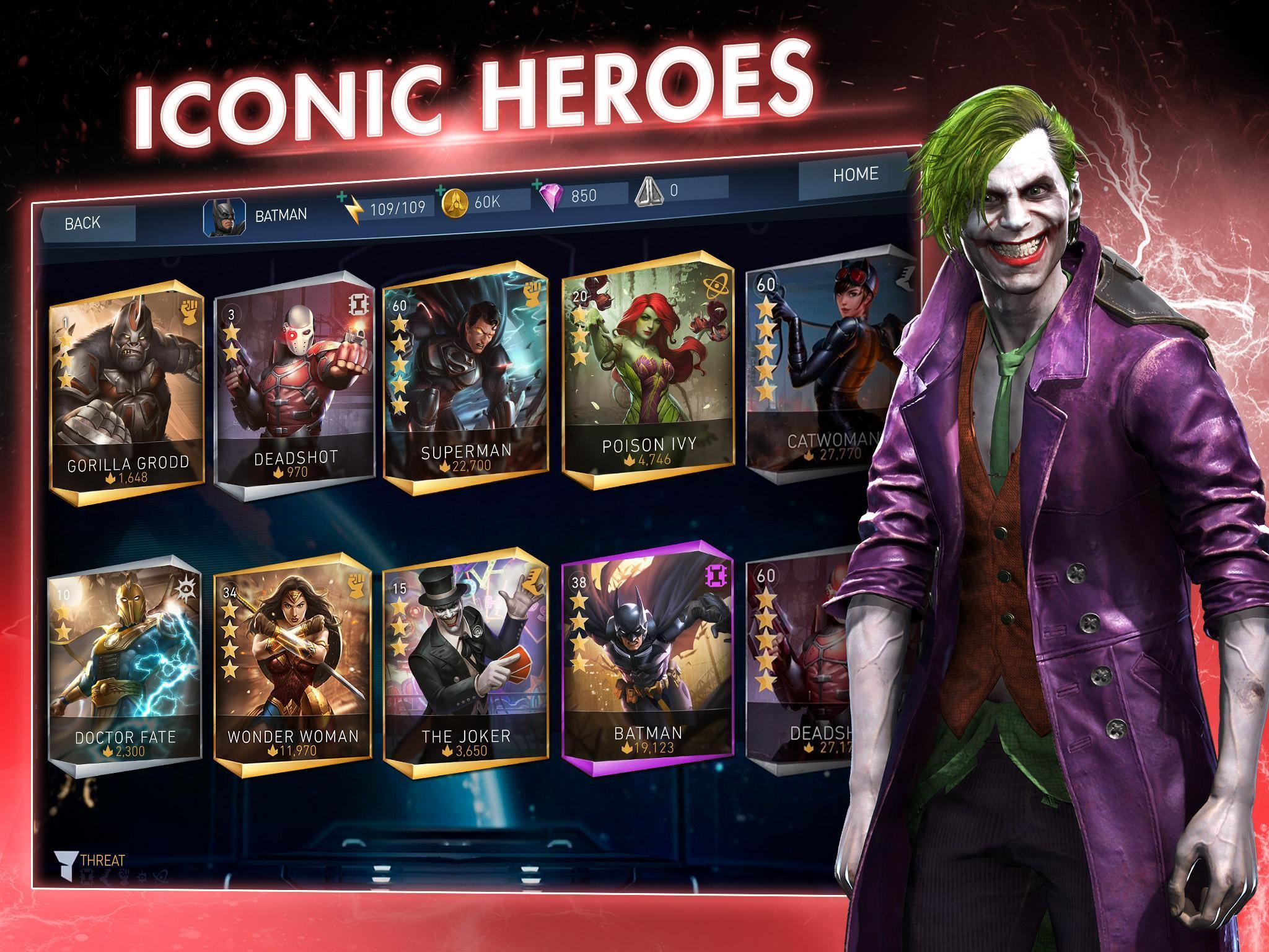 Injustice 2 4.0.1 Screenshot 8