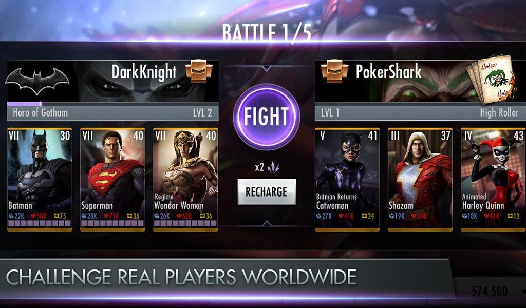 Injustice Gods Among Us 3.3.1 Screenshot 4