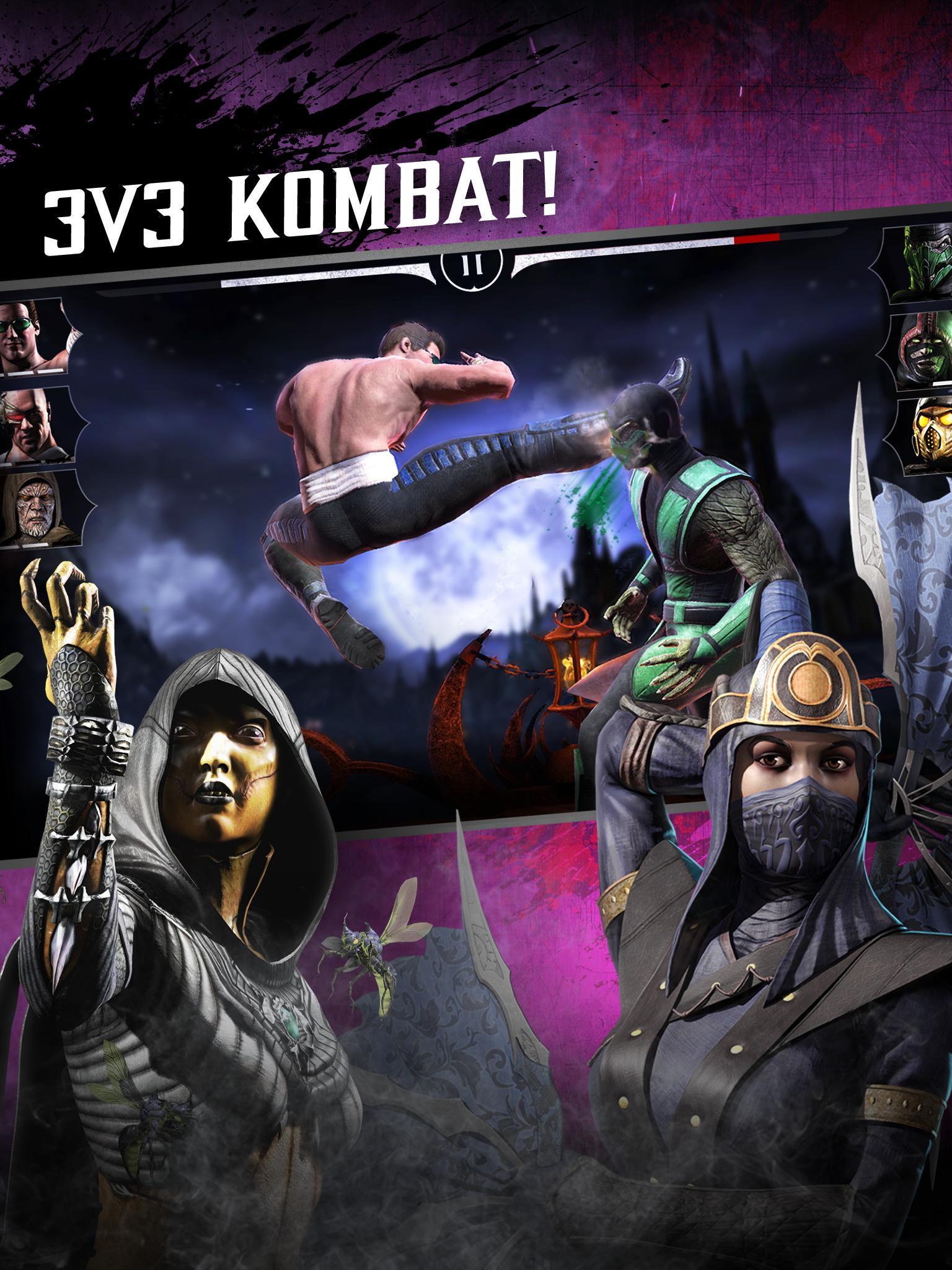 MORTAL KOMBAT 2.6.0 Screenshot 8