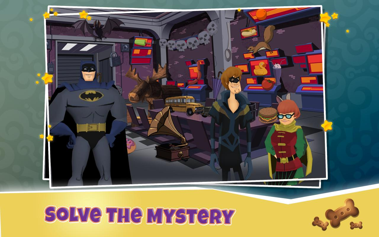 Scooby-Doo Mystery Cases 1.90 Screenshot 13