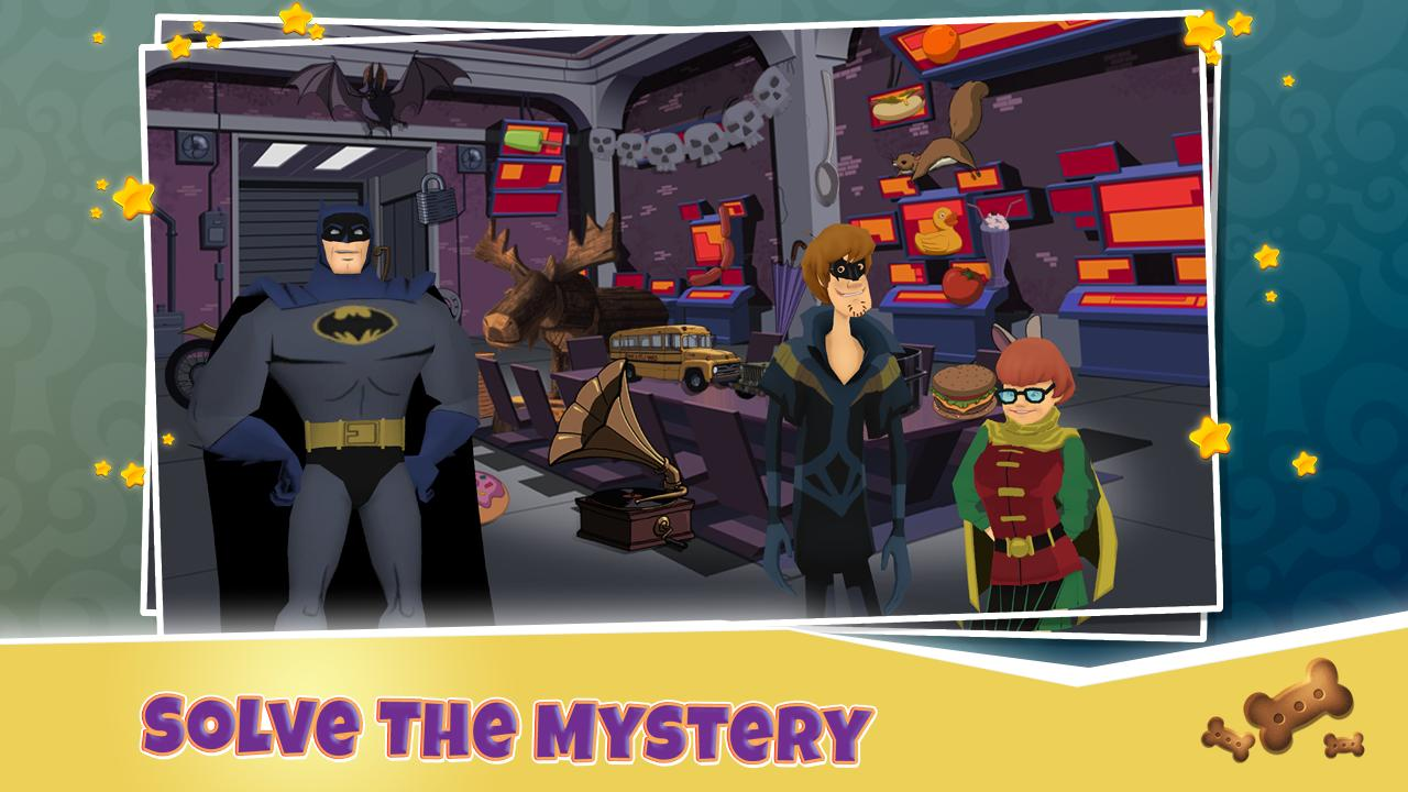 Scooby-Doo Mystery Cases 1.90 Screenshot 3