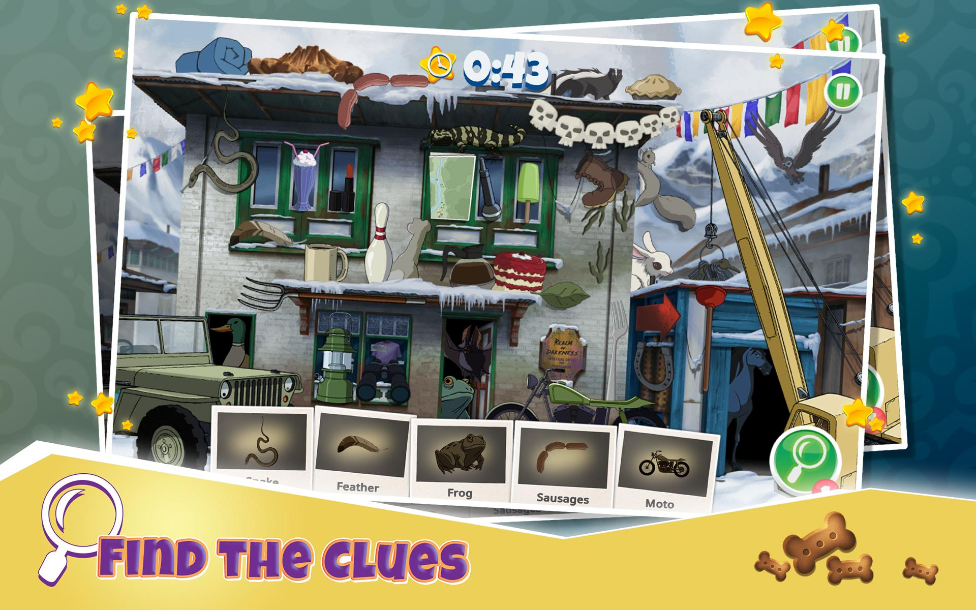 Scooby-Doo Mystery Cases 1.90 Screenshot 6