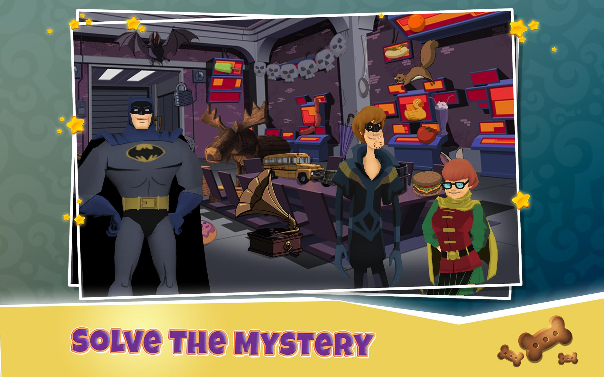 Scooby-Doo Mystery Cases 1.90 Screenshot 8