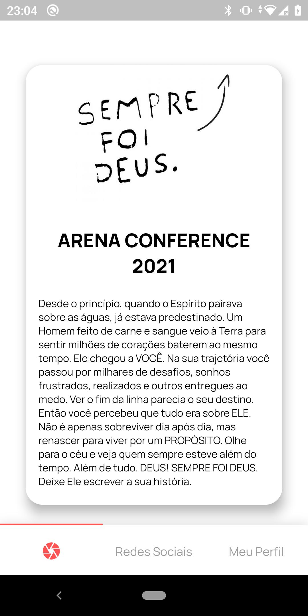 Arena Conference 1.1.4 Screenshot 3