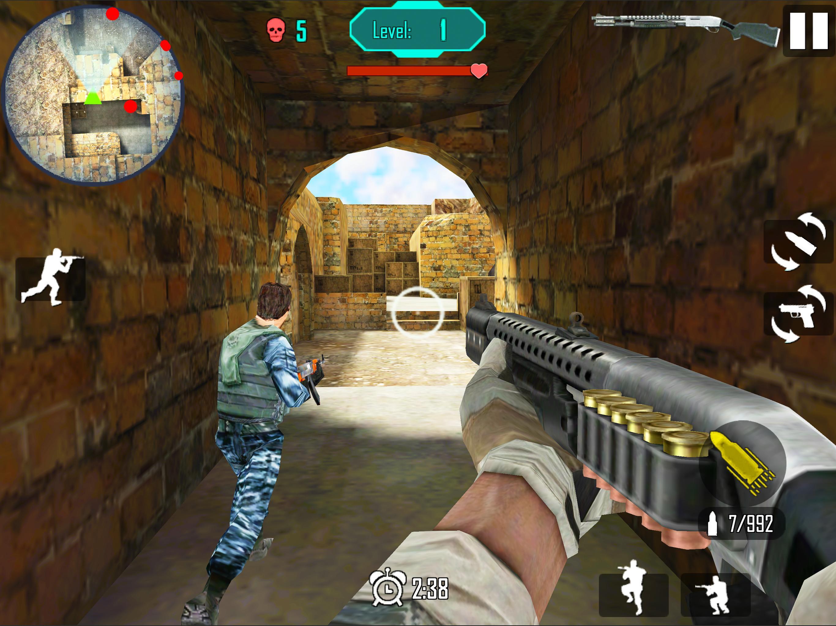 Gun Shoot War 6.9 Screenshot 10