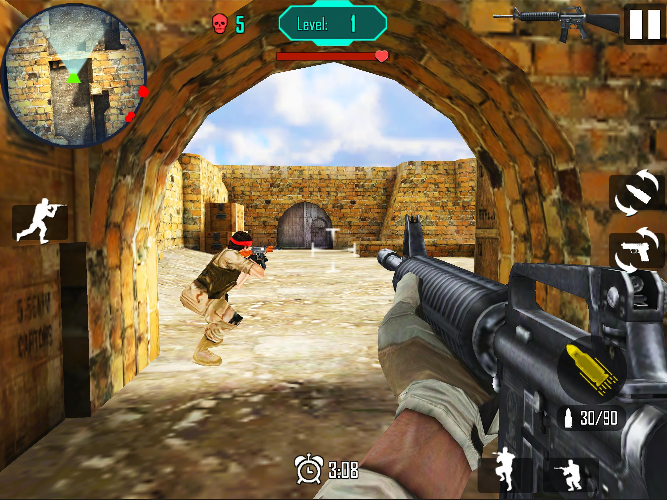 Gun Shoot War 6.9 Screenshot 14