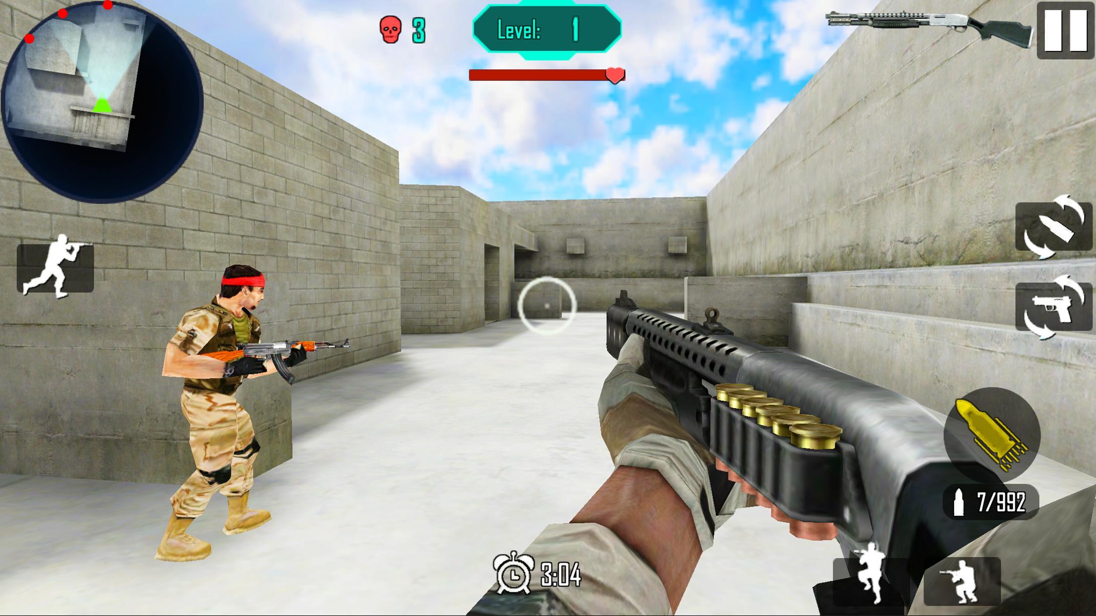 Gun Shoot War 6.9 Screenshot 2