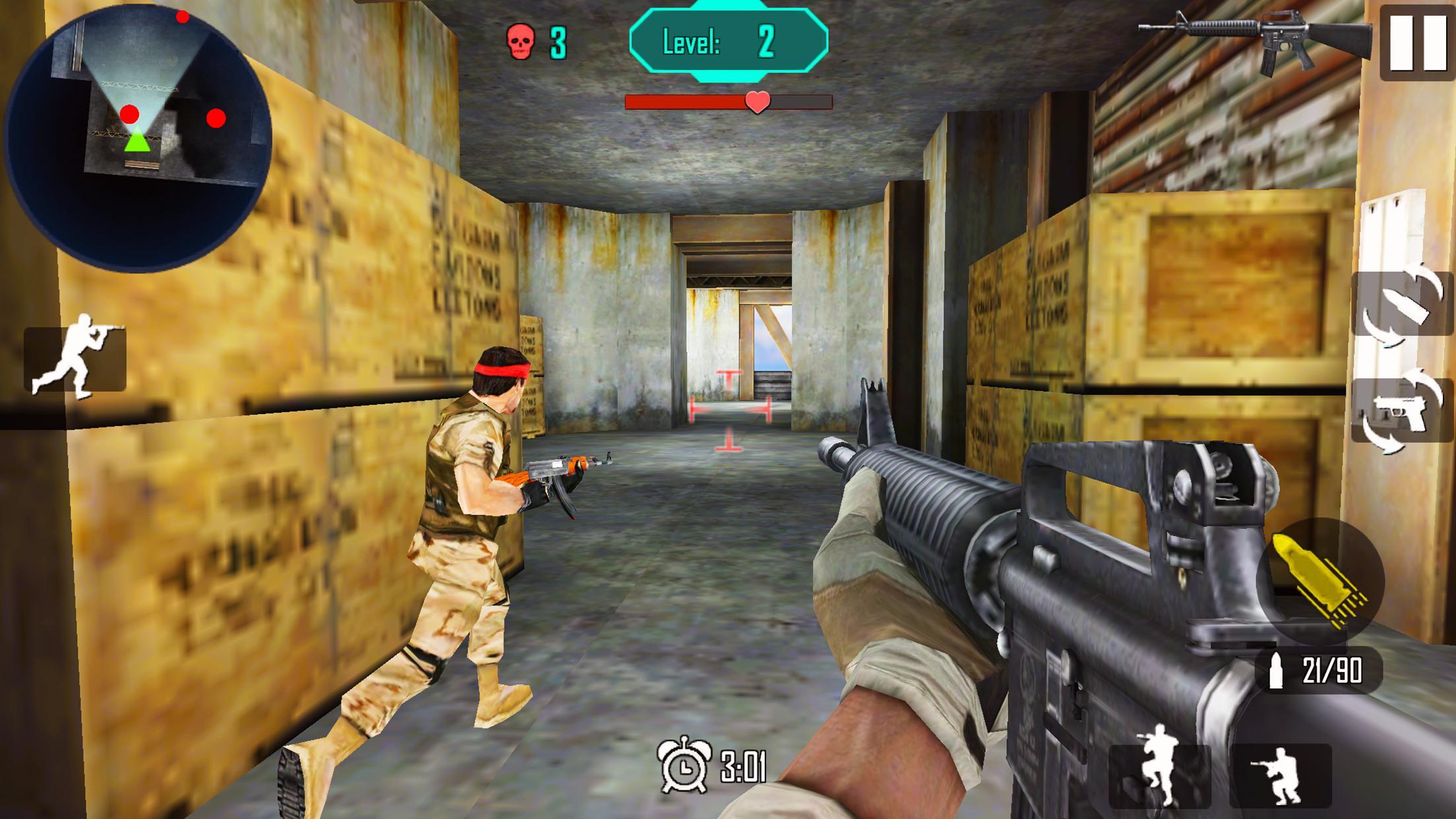 Gun Shoot War 6.9 Screenshot 4
