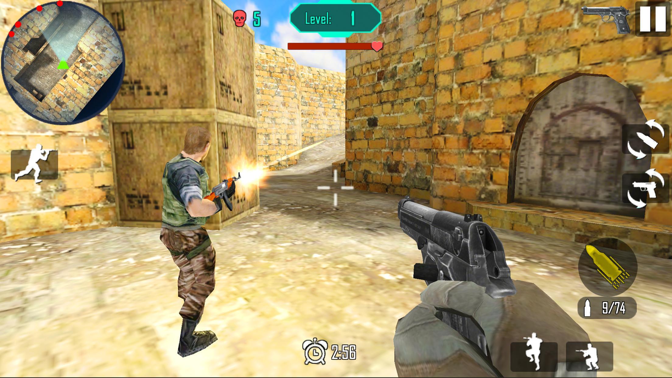 Gun Shoot War 6.9 Screenshot 5
