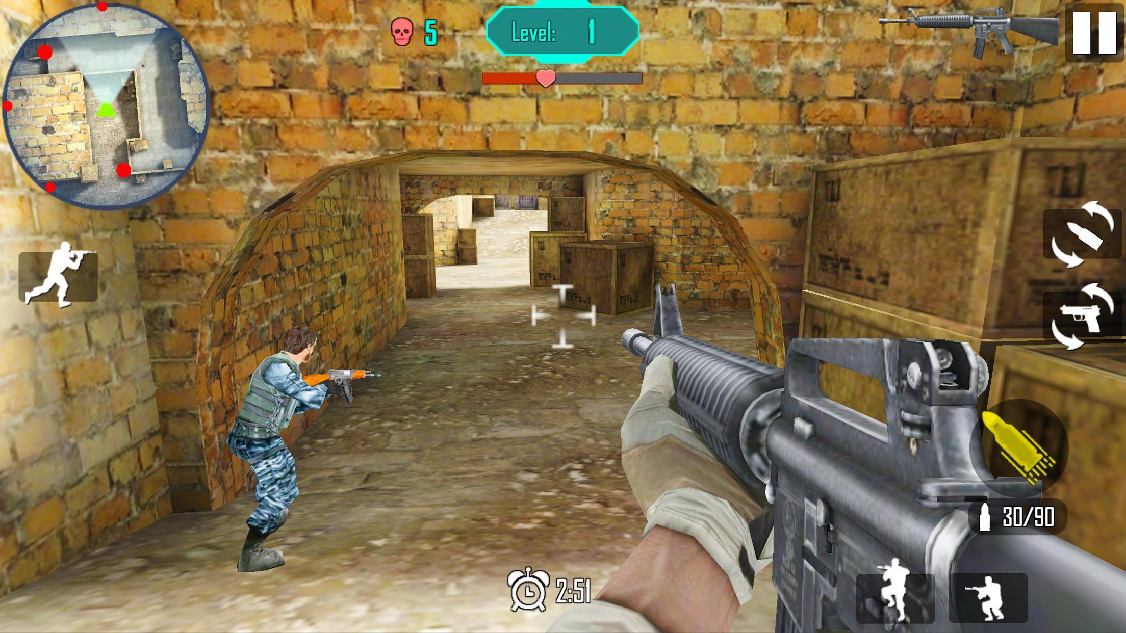 Gun Shoot War 6.9 Screenshot 6