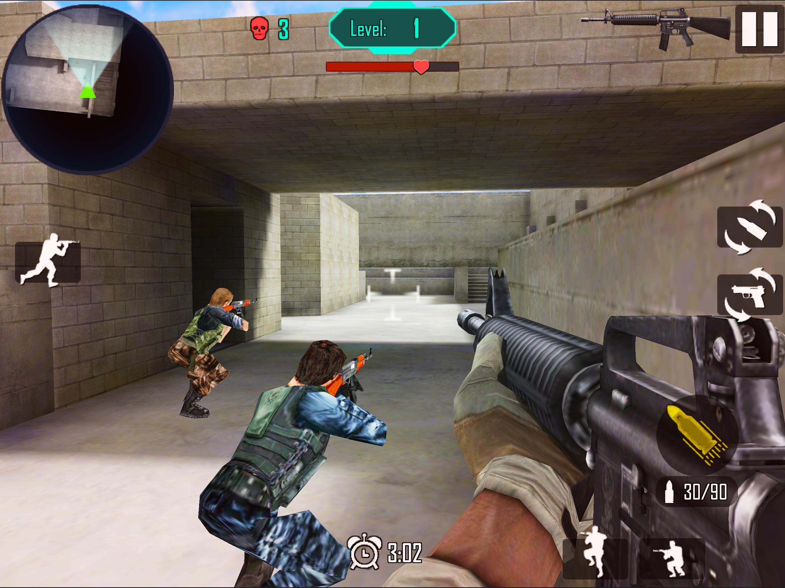 Gun Shoot War 6.9 Screenshot 8