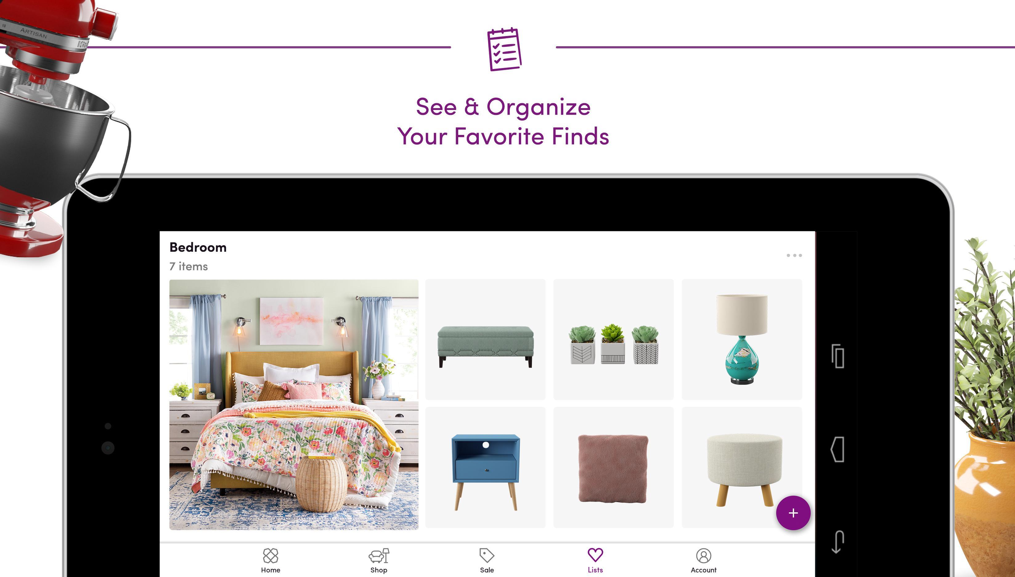 Wayfair Shop All Things Home 5.2.4 Screenshot 13