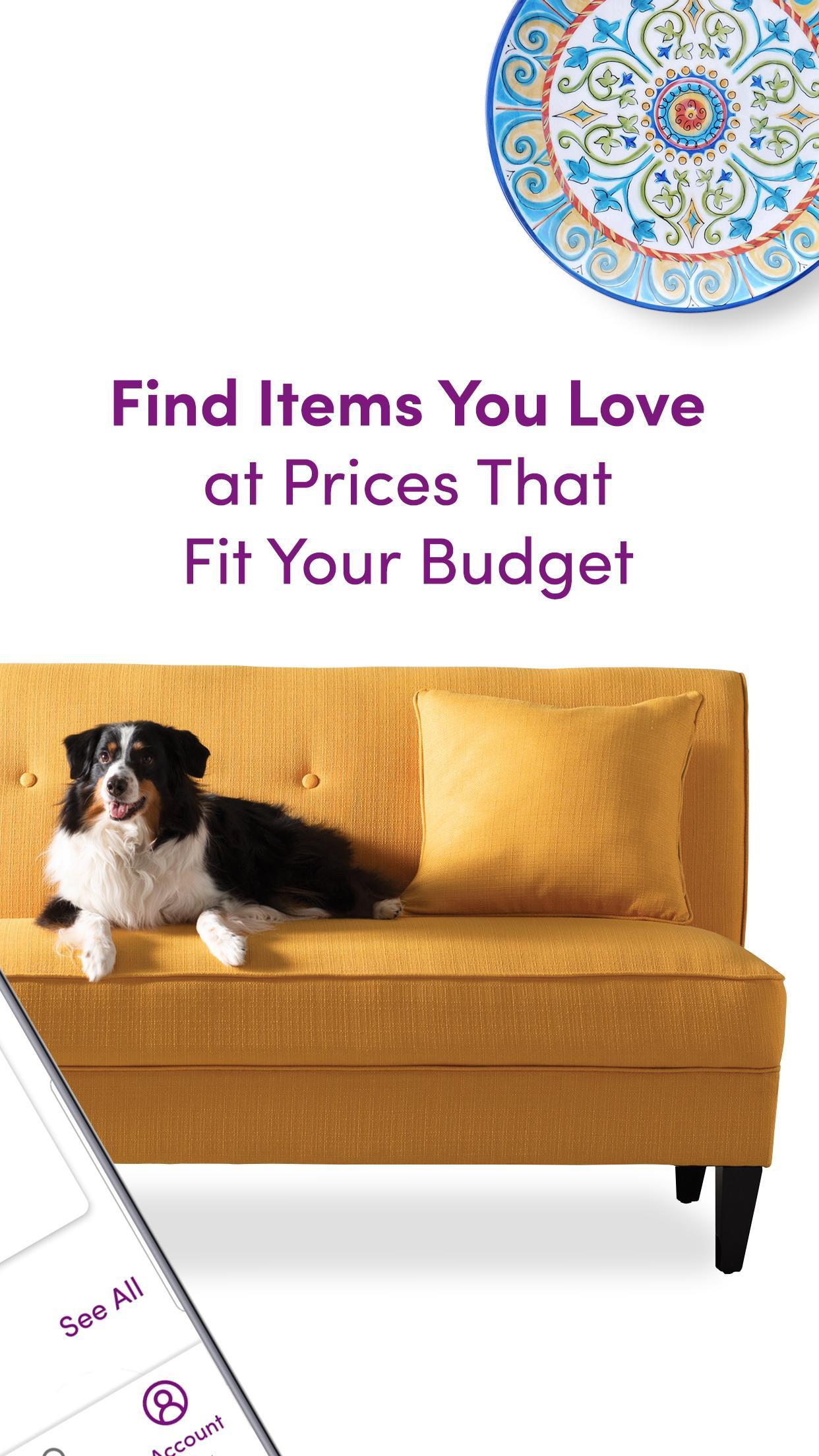 Wayfair Shop All Things Home 5.2.4 Screenshot 2