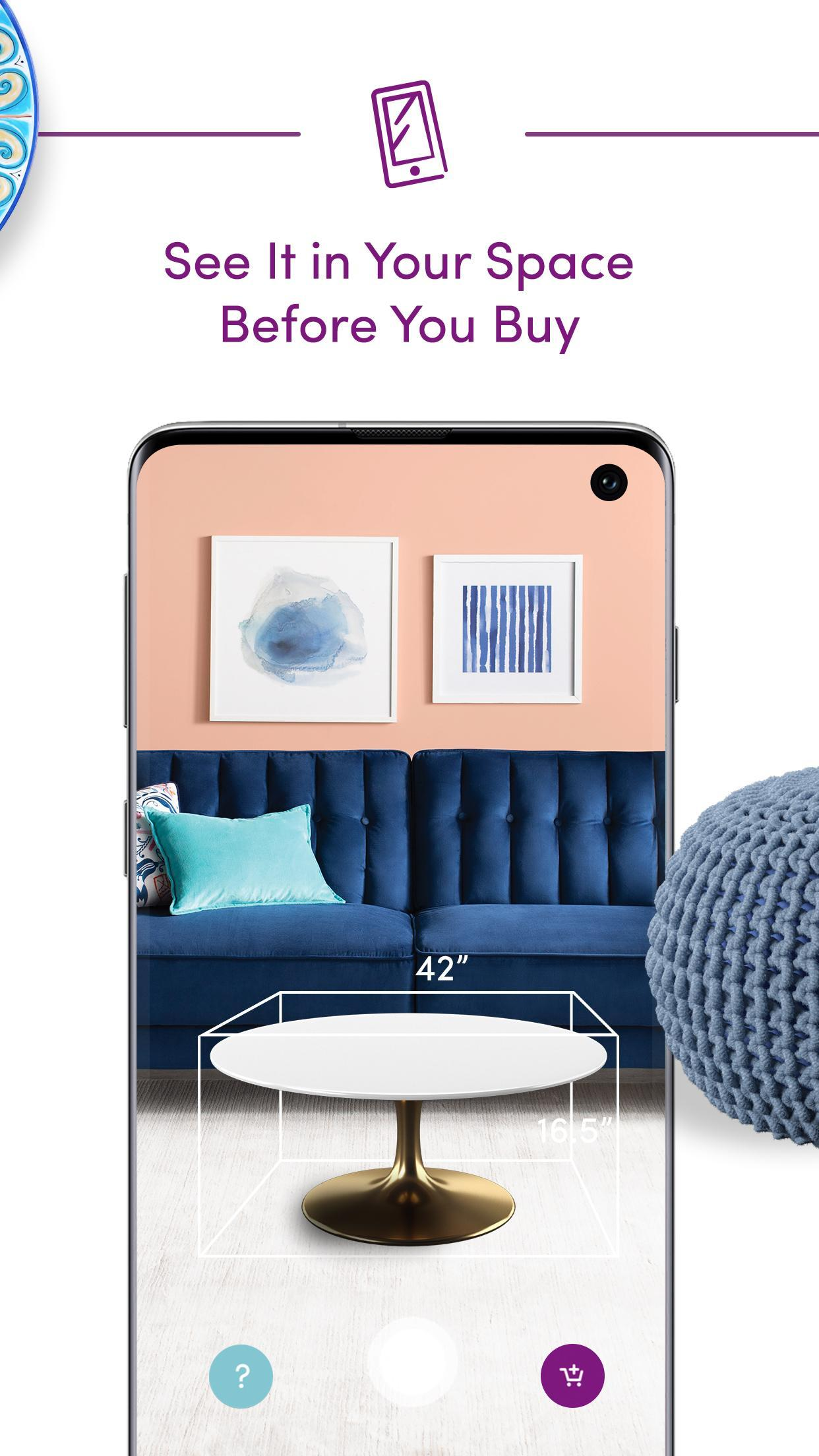 Wayfair Shop All Things Home 5.2.4 Screenshot 3