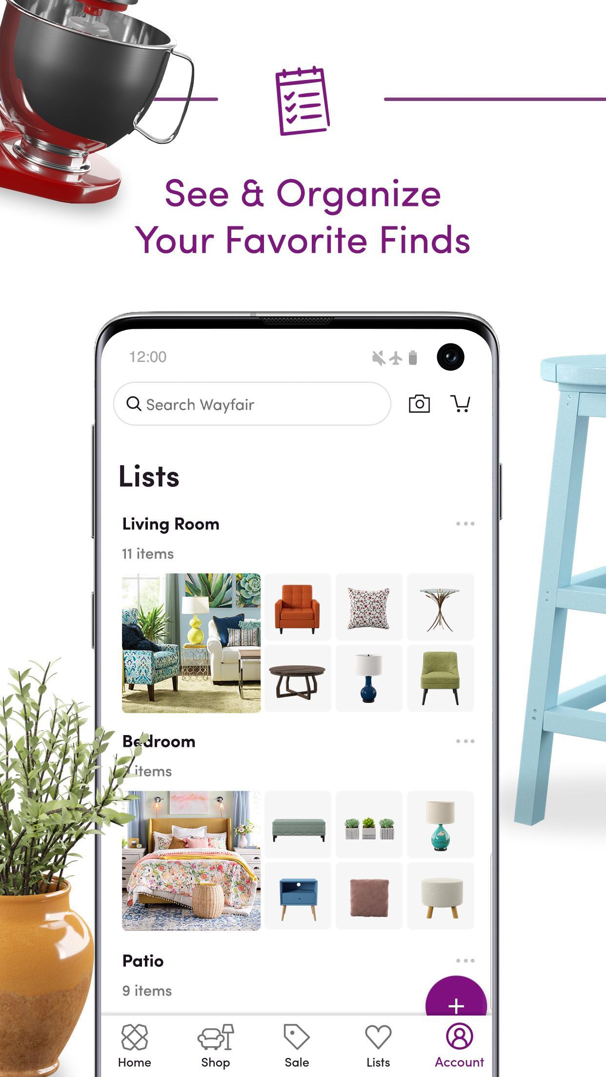 Wayfair Shop All Things Home 5.2.4 Screenshot 5