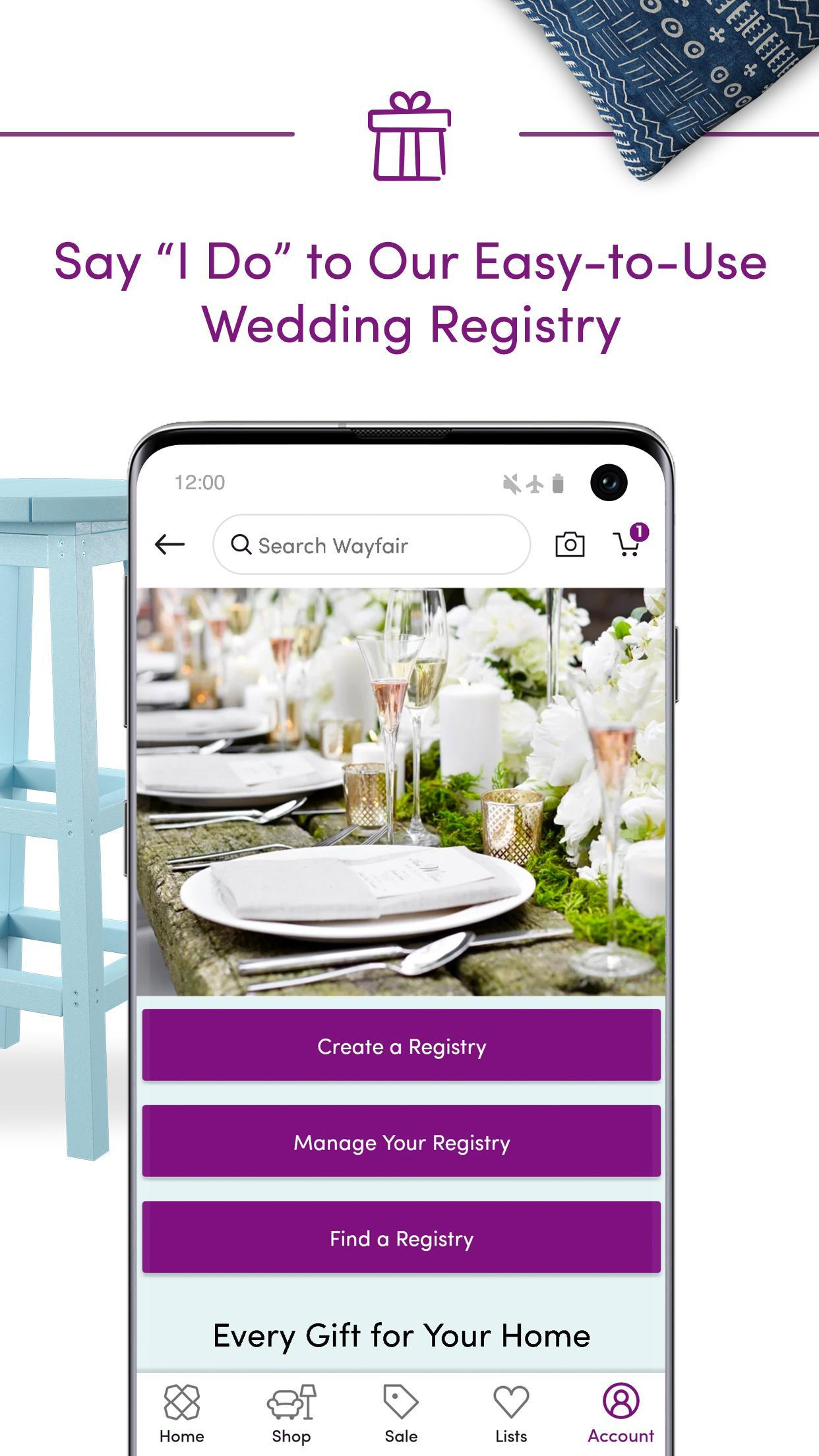 Wayfair Shop All Things Home 5.2.4 Screenshot 6