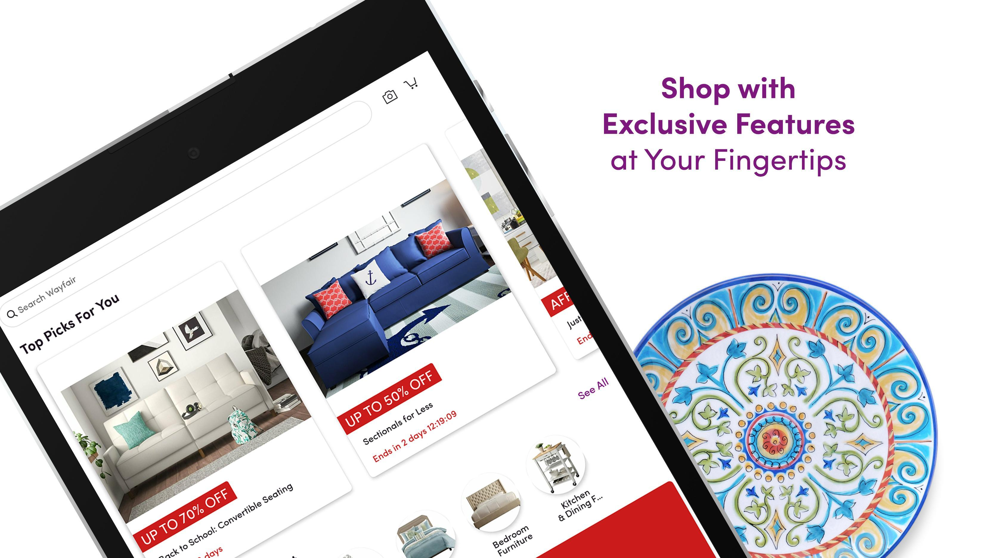 Wayfair Shop All Things Home 5.2.4 Screenshot 7