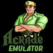 Classic Games Arcade Emulator app icon