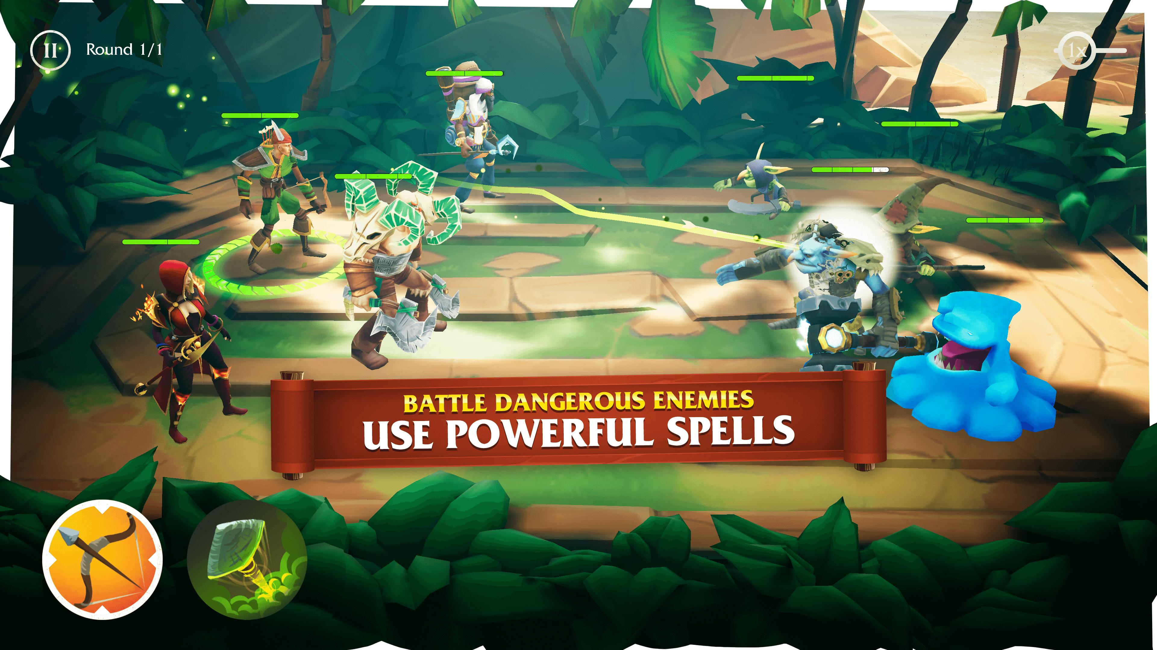 Castle Heroes Build, Collect & Epic Fights 1.2.02 Screenshot 4