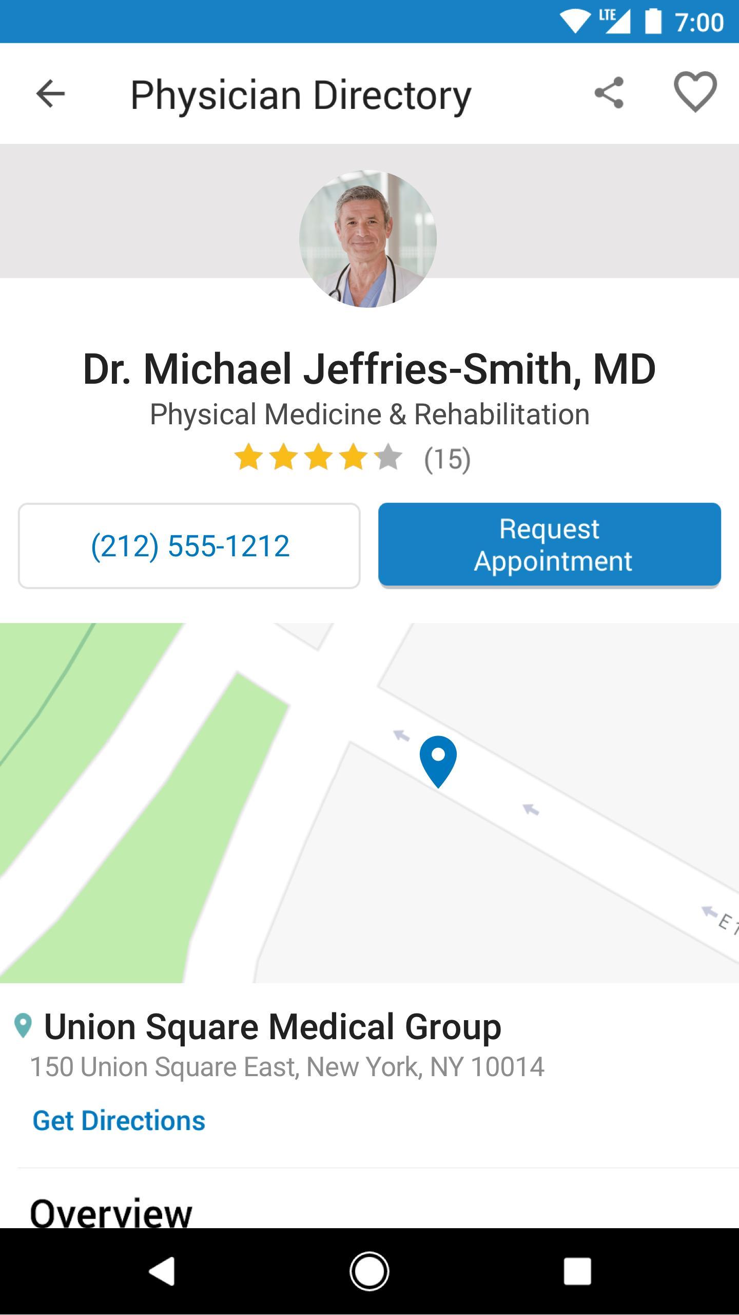 WebMD Check Symptoms, Find Doctors, & Rx Savings 7.4 Screenshot 3