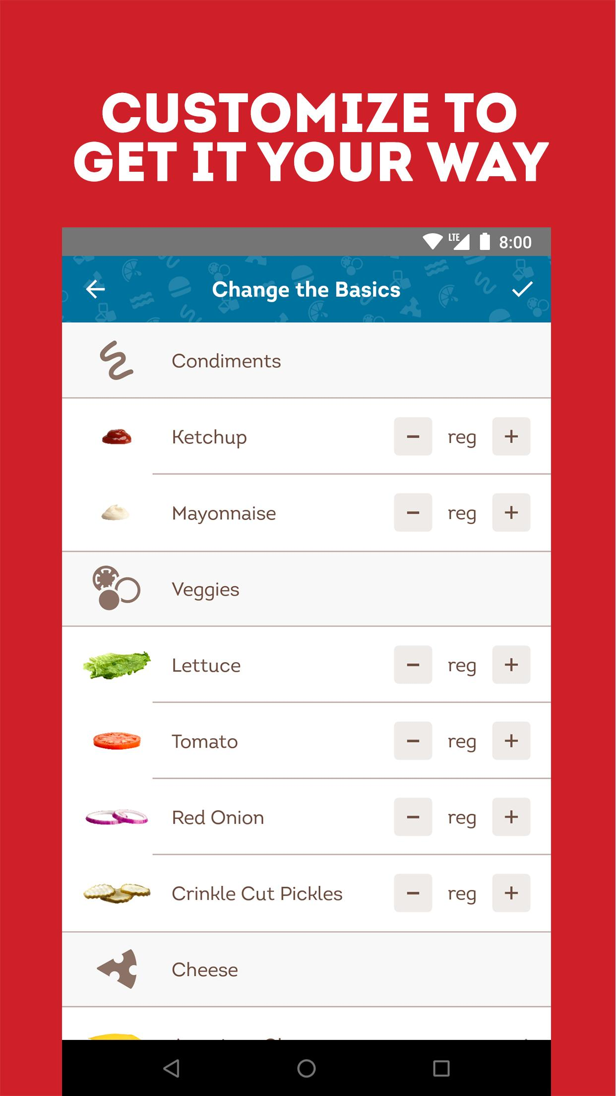 Wendy's – Food and Offers 6.3.3 Screenshot 2