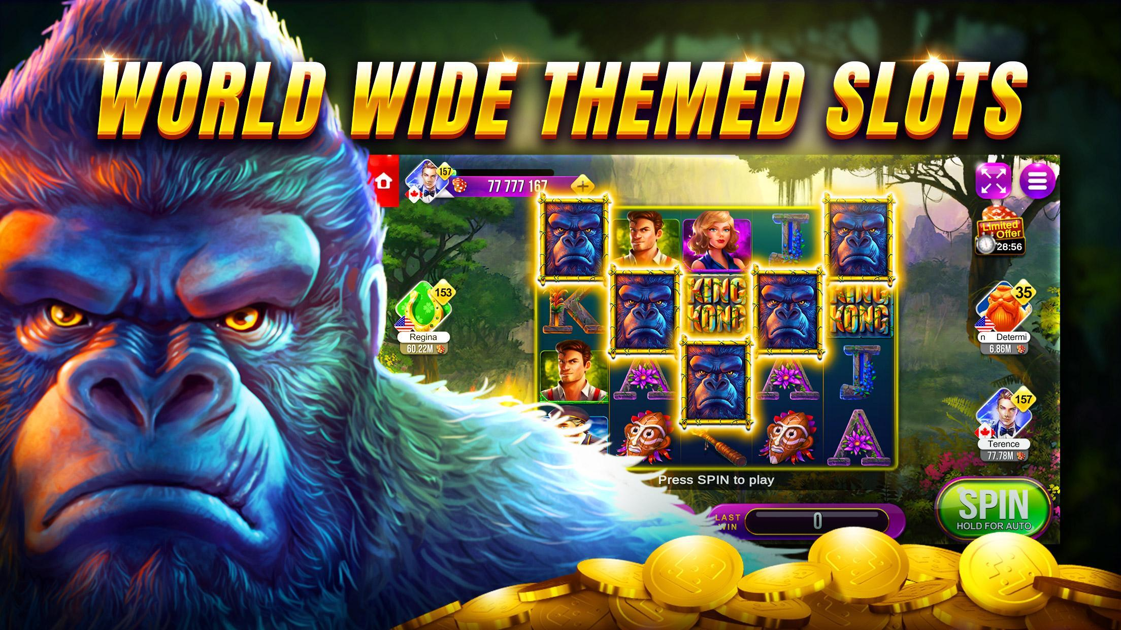 Neverland Casino Slots 2020 - Social Slots Games 2.64.1 Screenshot 1