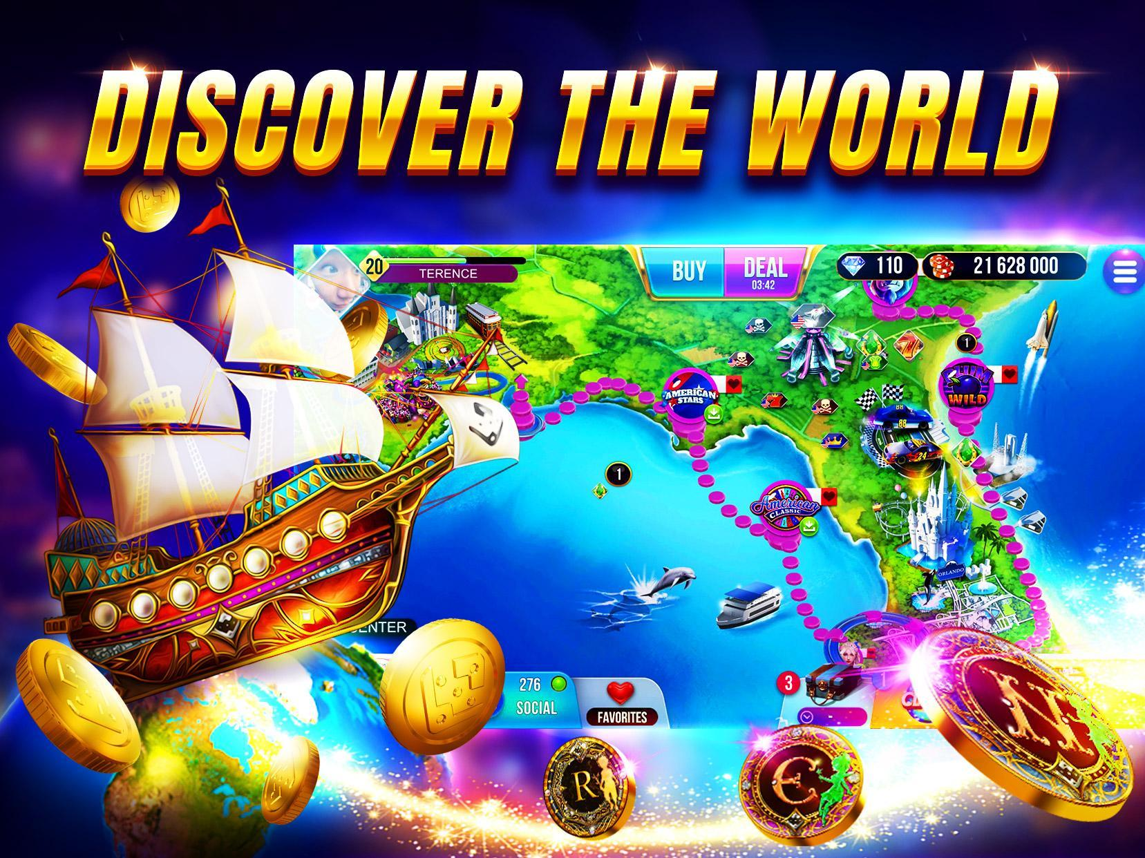Neverland Casino Slots 2020 - Social Slots Games 2.64.1 Screenshot 12