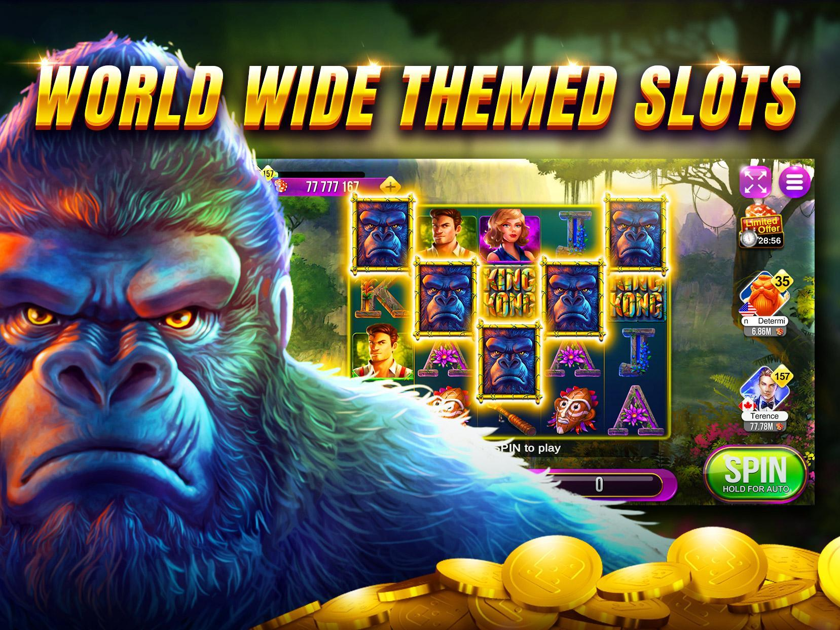 Neverland Casino Slots 2020 - Social Slots Games 2.64.1 Screenshot 13
