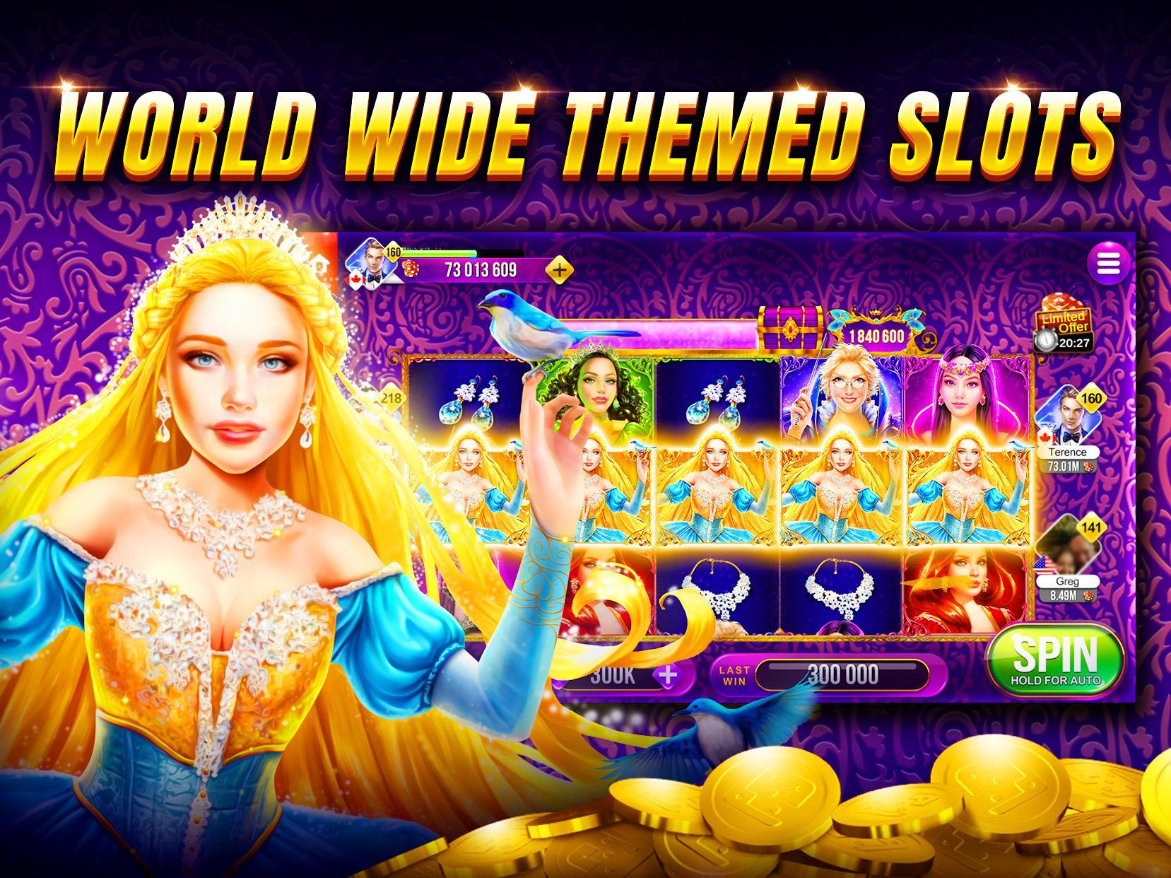 Neverland Casino Slots 2020 - Social Slots Games 2.64.1 Screenshot 16