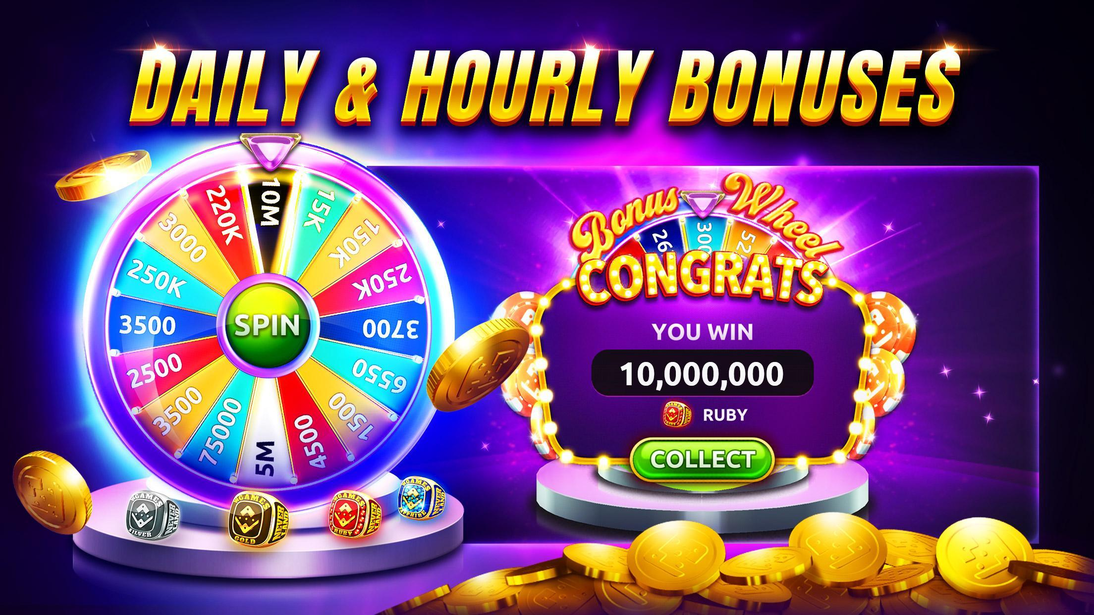 Neverland Casino Slots 2020 - Social Slots Games 2.64.1 Screenshot 2