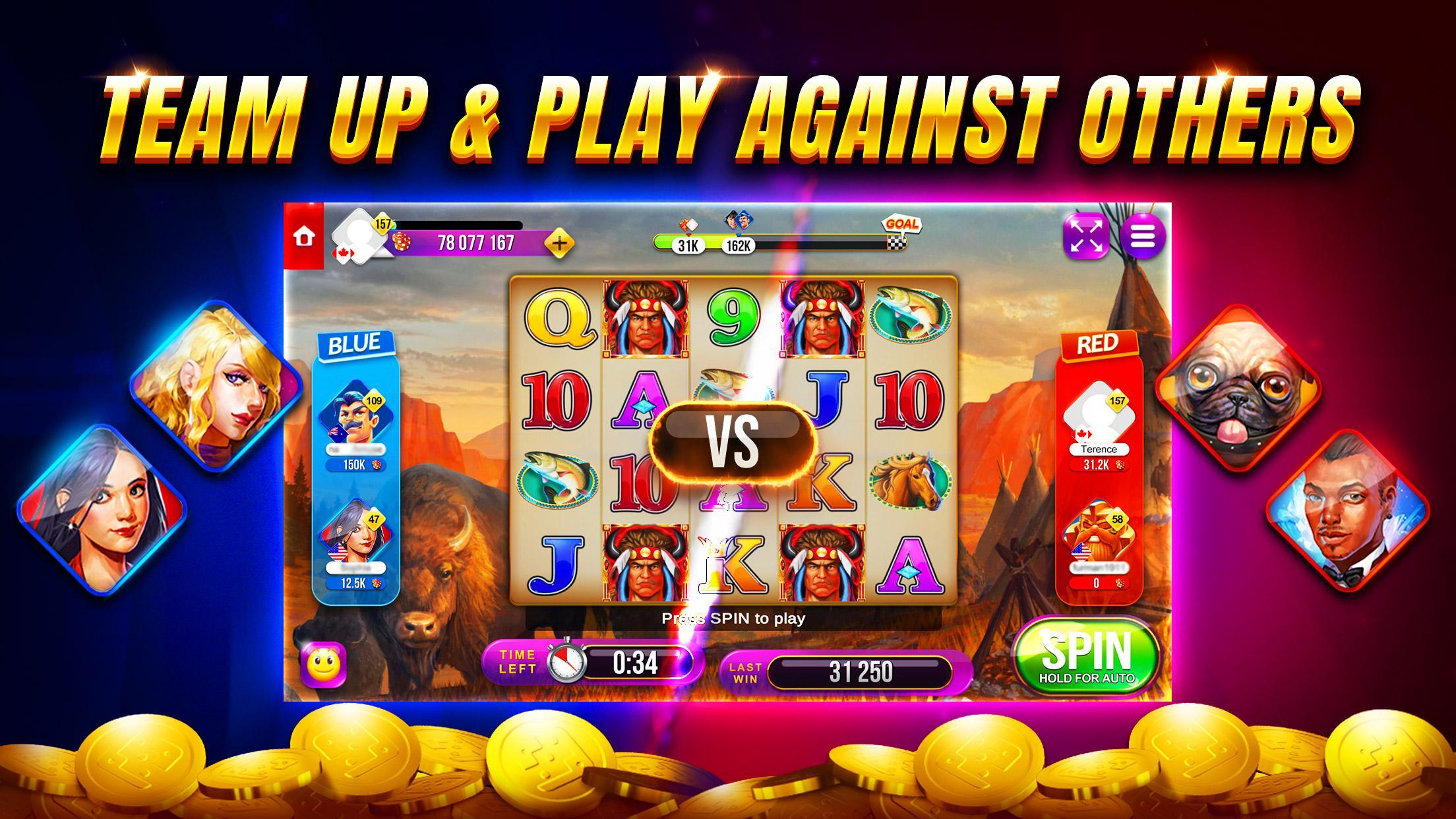 Neverland Casino Slots 2020 - Social Slots Games 2.64.1 Screenshot 5