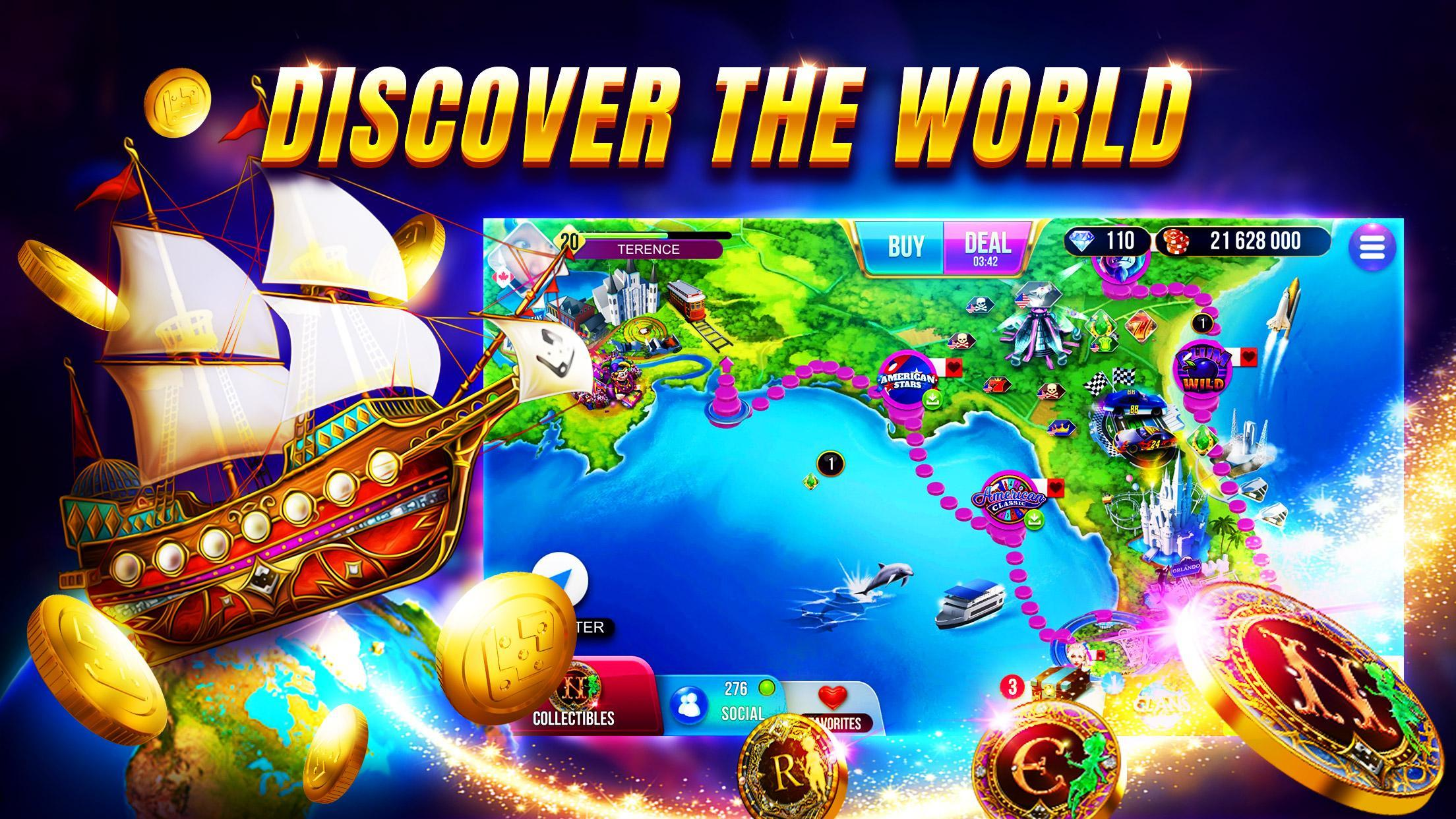 Neverland Casino Slots 2020 - Social Slots Games 2.64.1 Screenshot 6