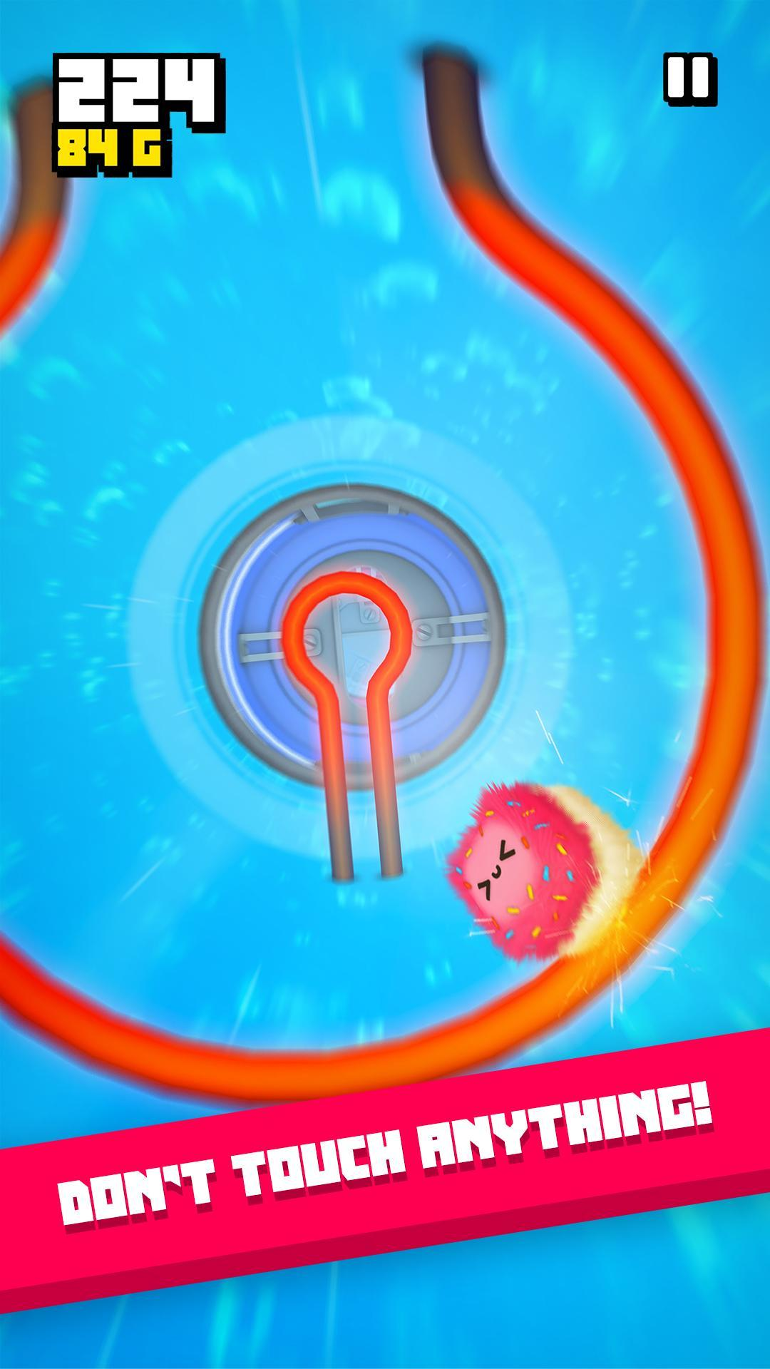 Fluffy Fall Fly Fast to Dodge the Danger 1.2.26 Screenshot 2