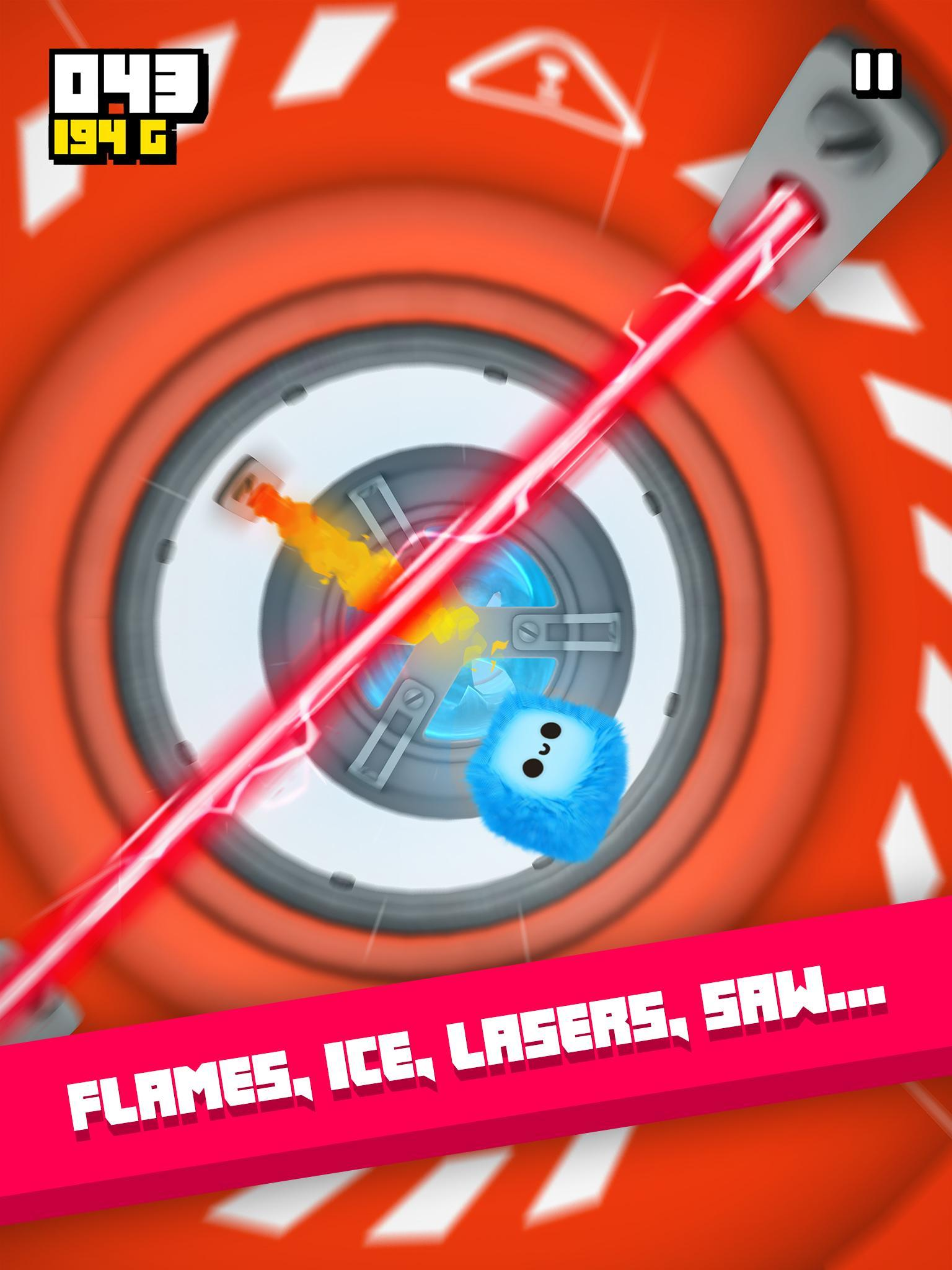 Fluffy Fall Fly Fast to Dodge the Danger 1.2.26 Screenshot 7