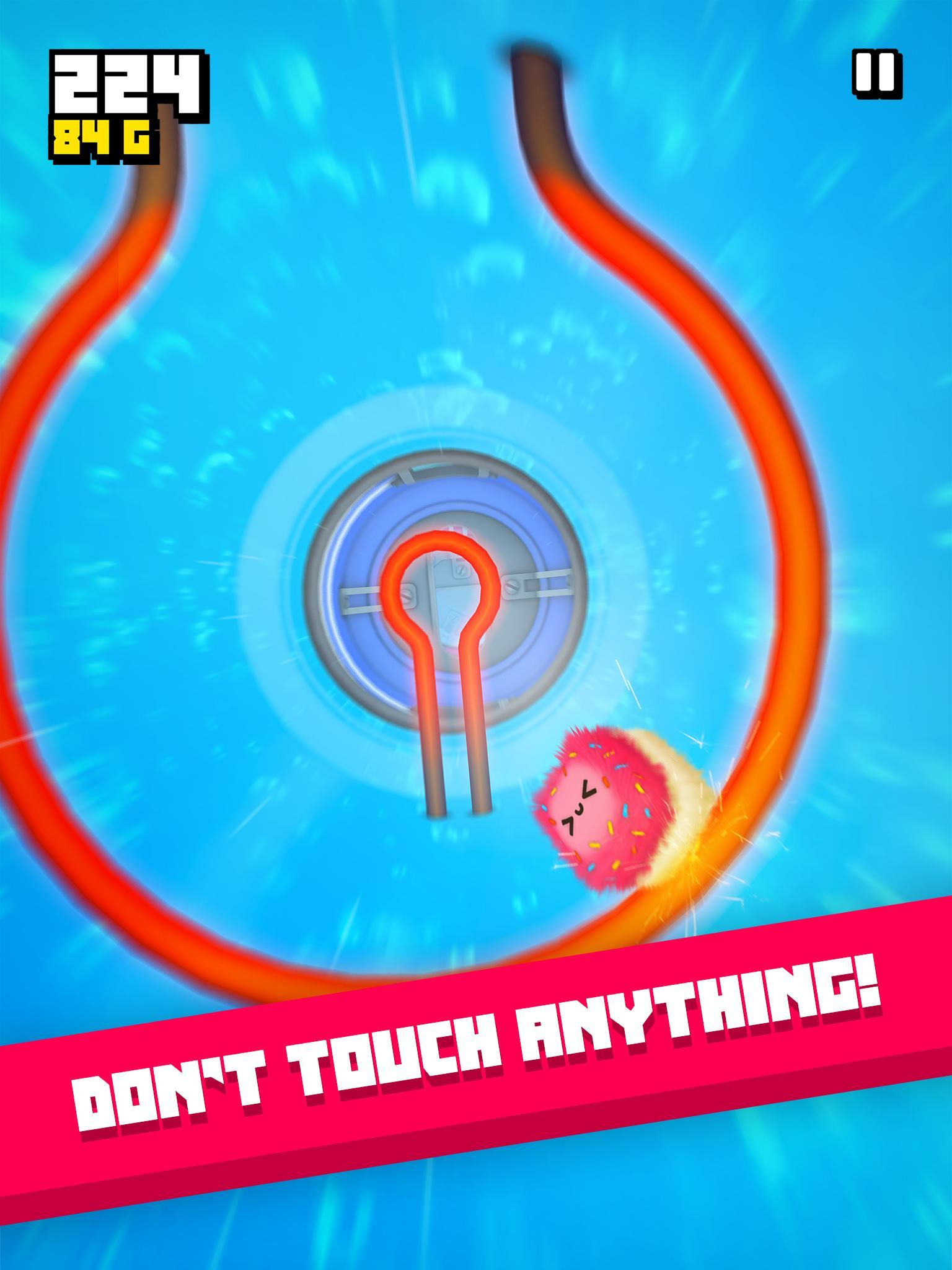 Fluffy Fall Fly Fast to Dodge the Danger 1.2.26 Screenshot 8