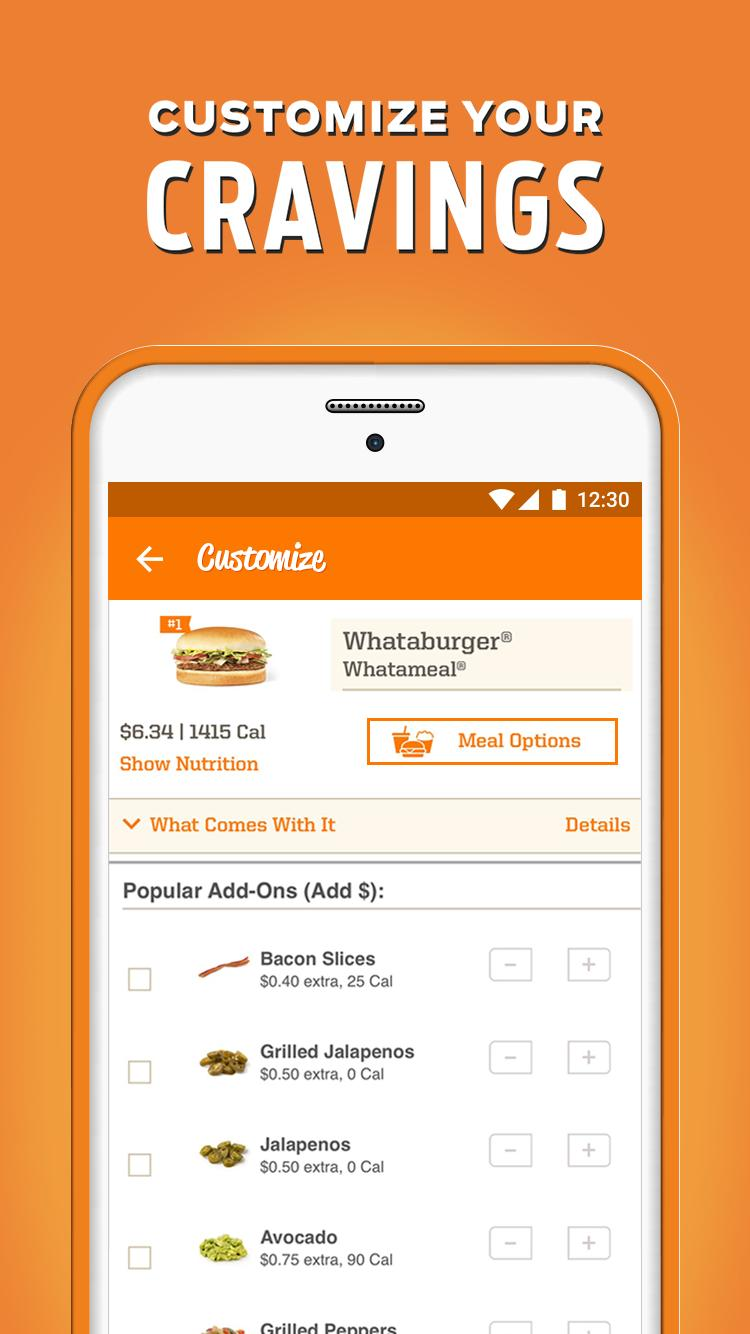 Whataburger 3.3.0 Screenshot 2