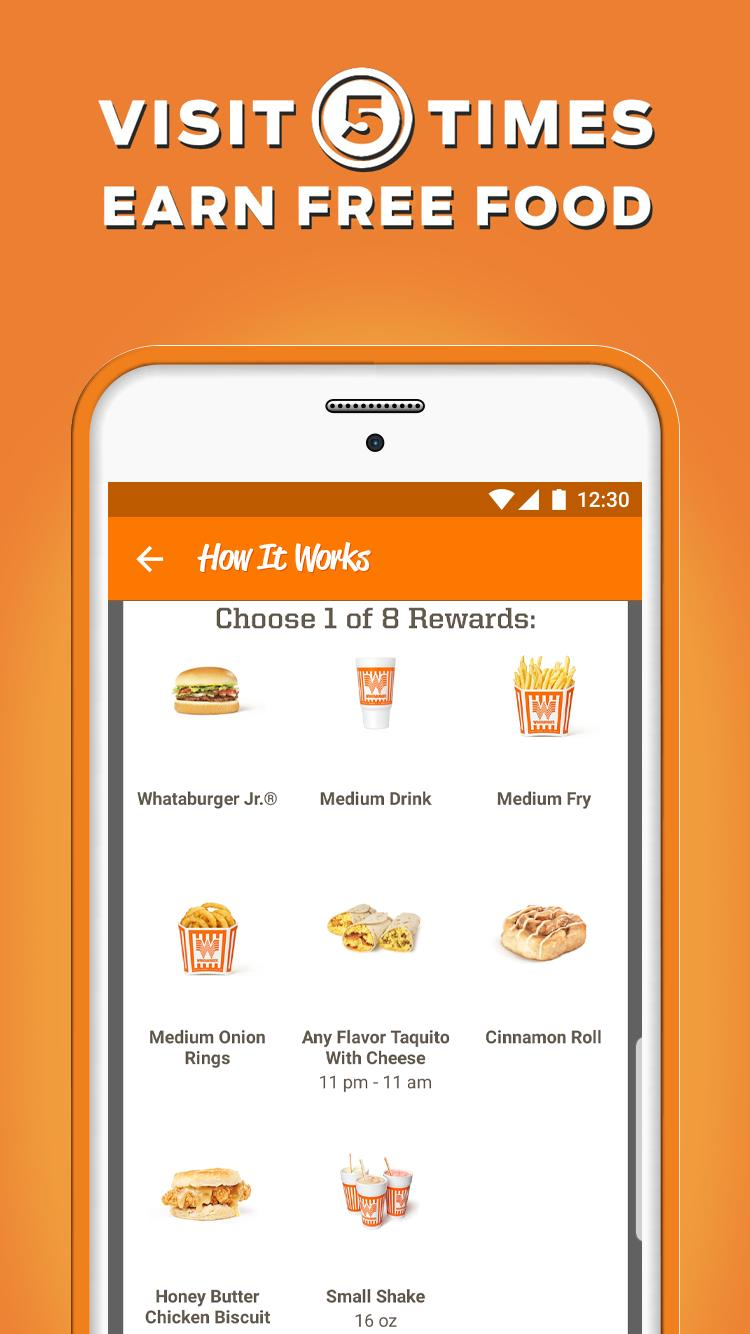Whataburger 3.3.0 Screenshot 3