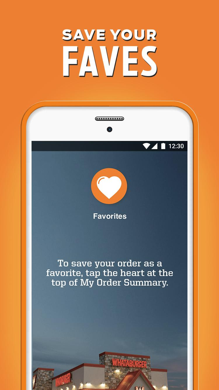 Whataburger 3.3.0 Screenshot 4