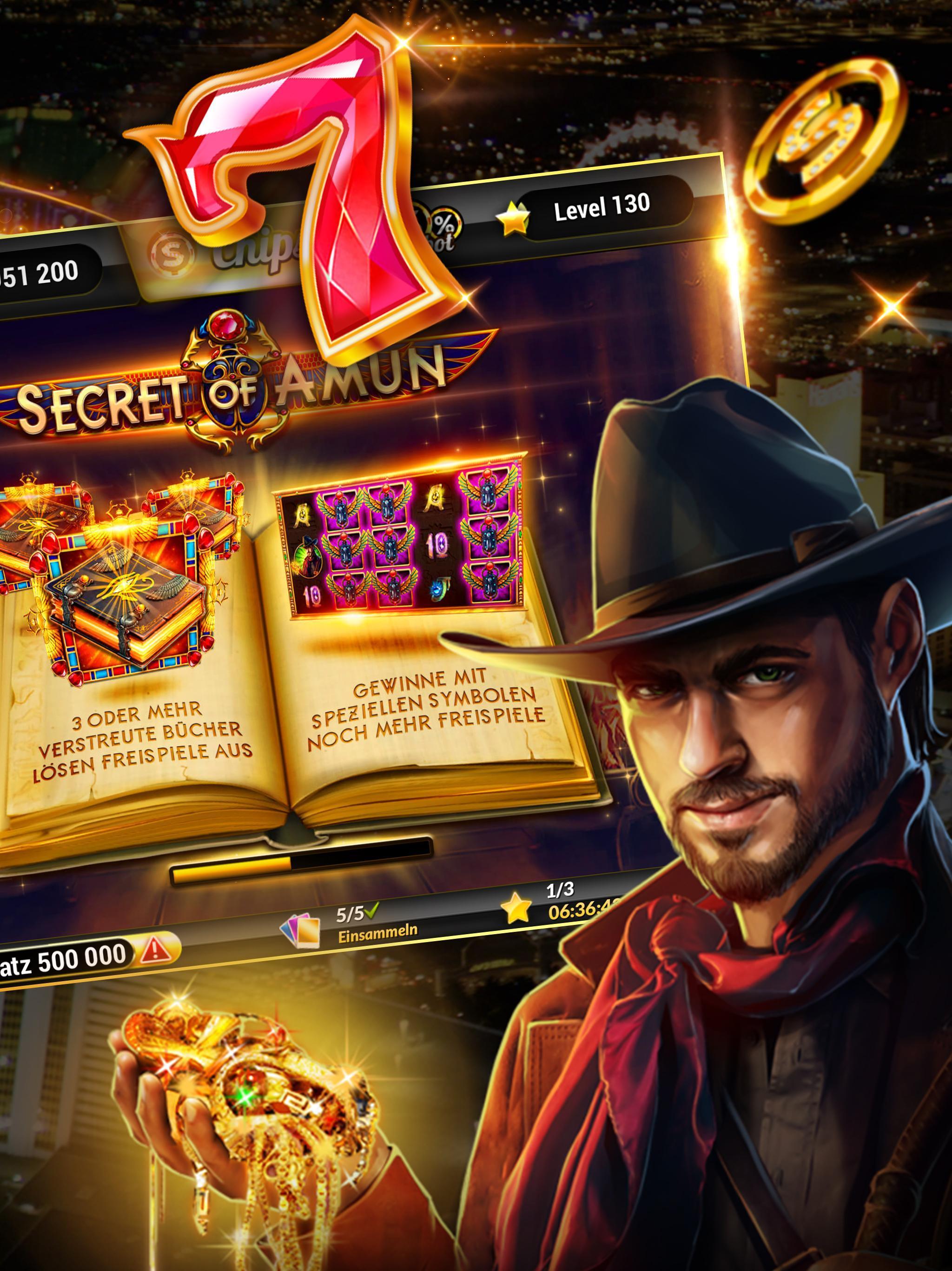 Slotigo Online-Casino, Spielautomaten & Jackpots 4.11.11 Screenshot 10
