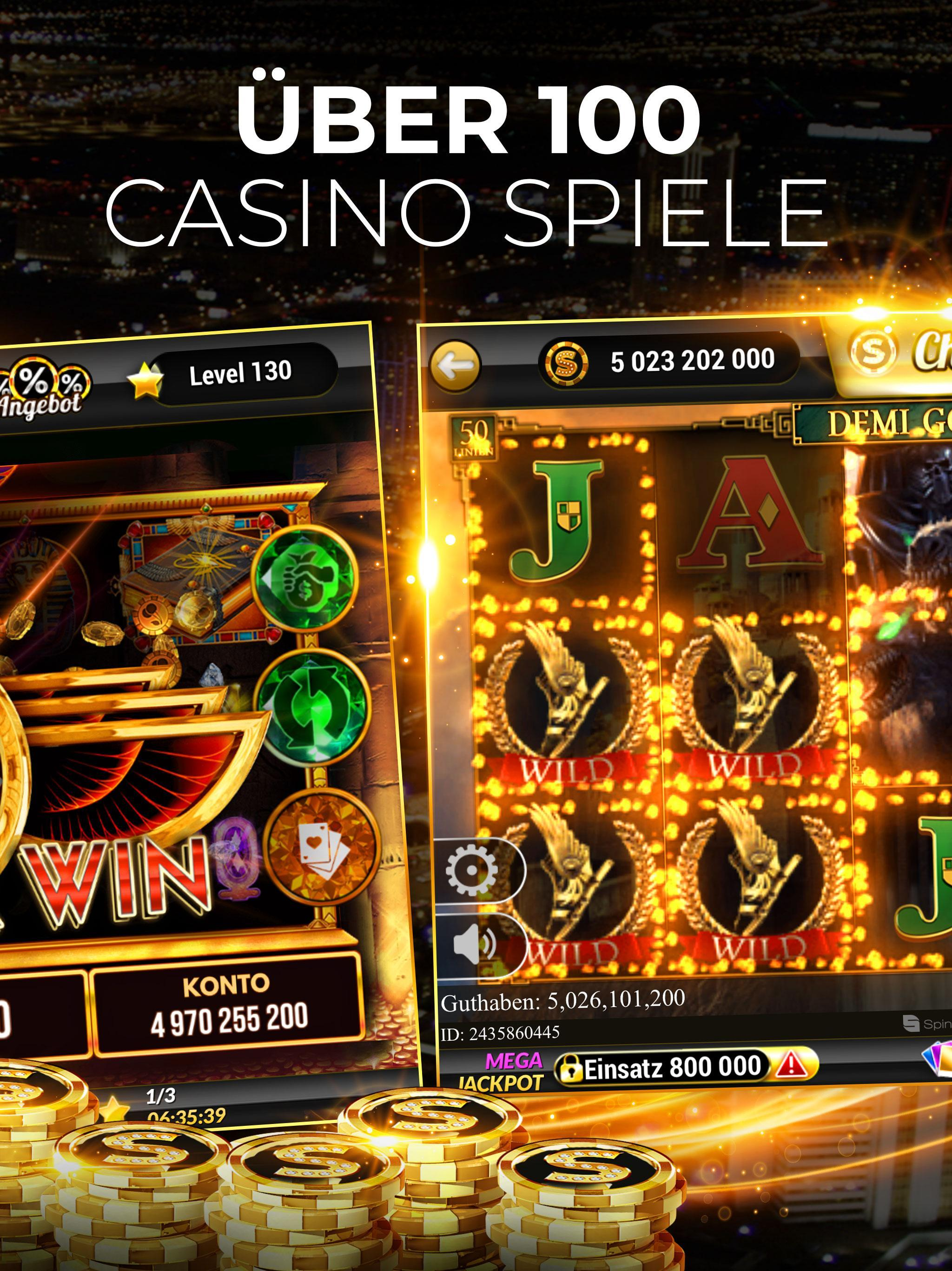 Slotigo Online-Casino, Spielautomaten & Jackpots 4.11.11 Screenshot 12