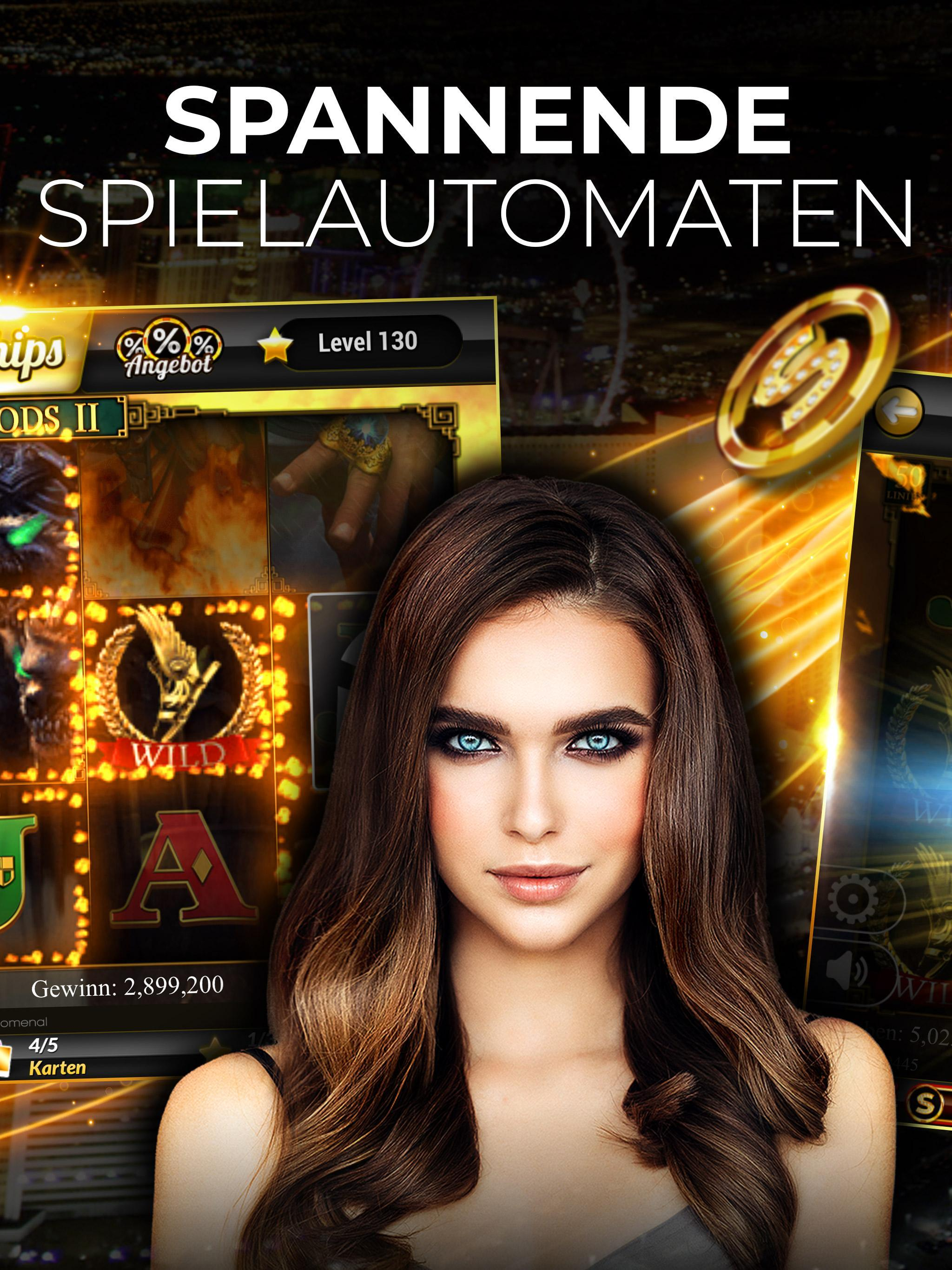 Slotigo Online-Casino, Spielautomaten & Jackpots 4.11.11 Screenshot 13