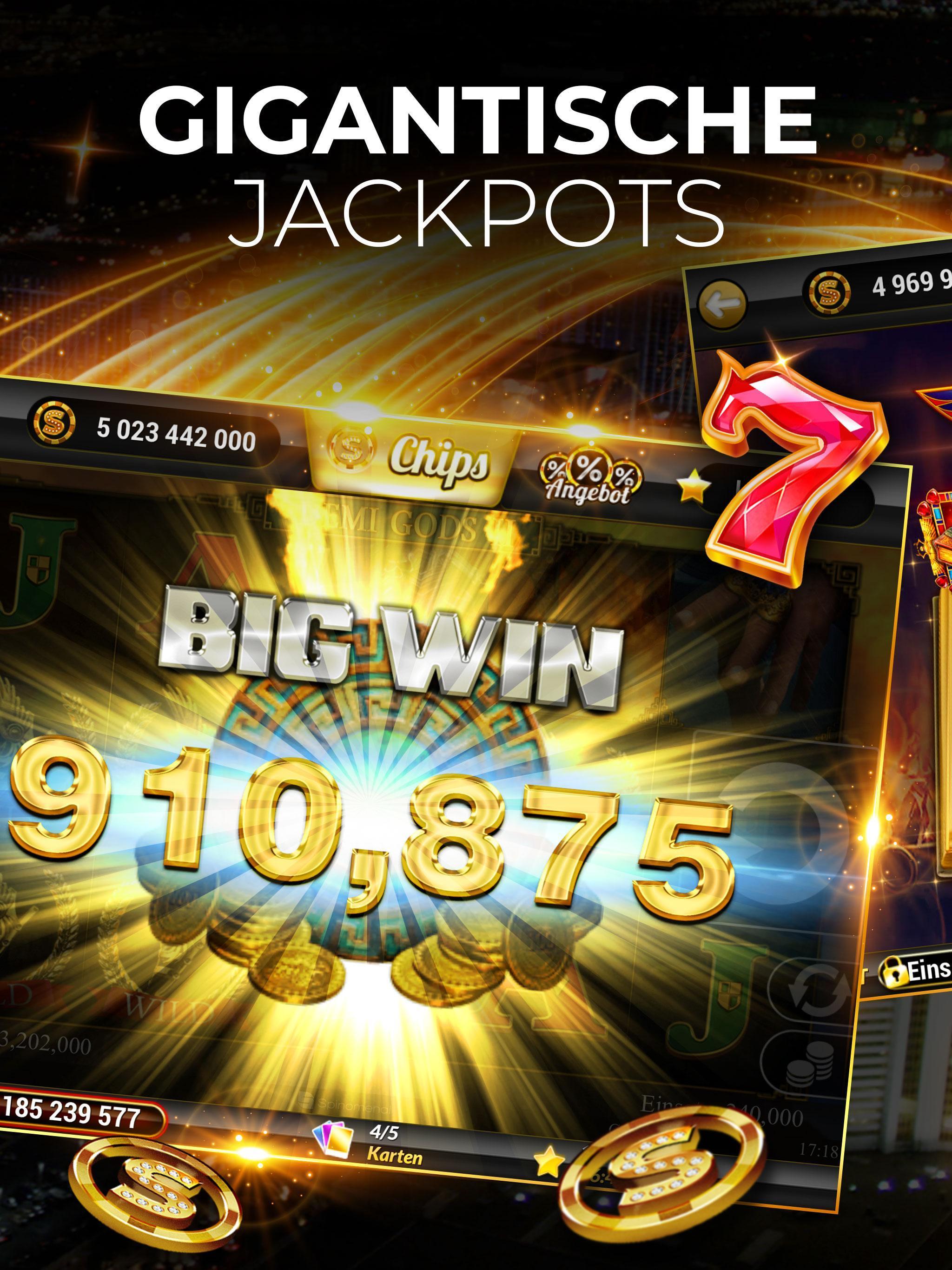 Slotigo Online-Casino, Spielautomaten & Jackpots 4.11.11 Screenshot 14