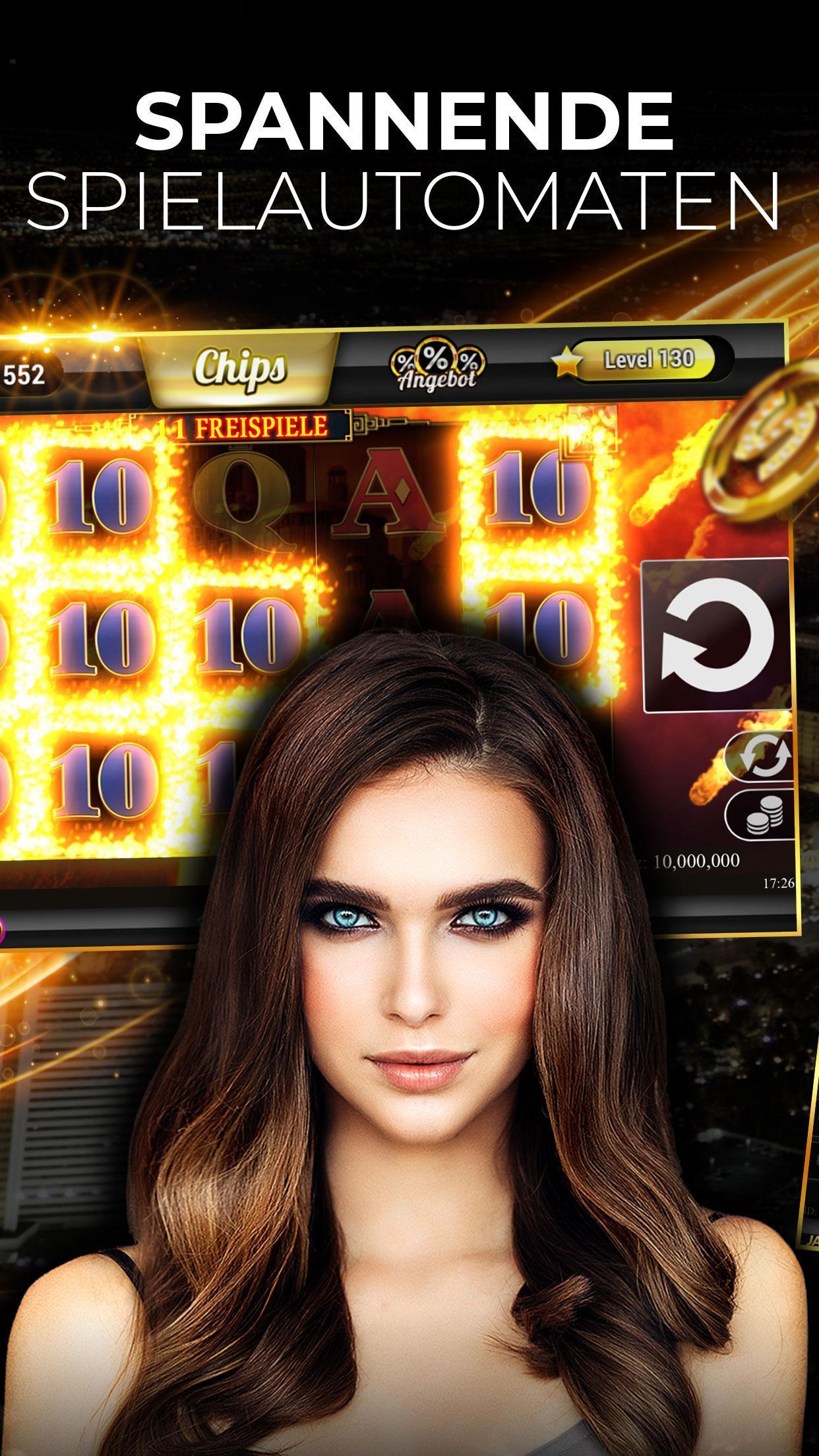 Slotigo Online-Casino, Spielautomaten & Jackpots 4.11.11 Screenshot 3