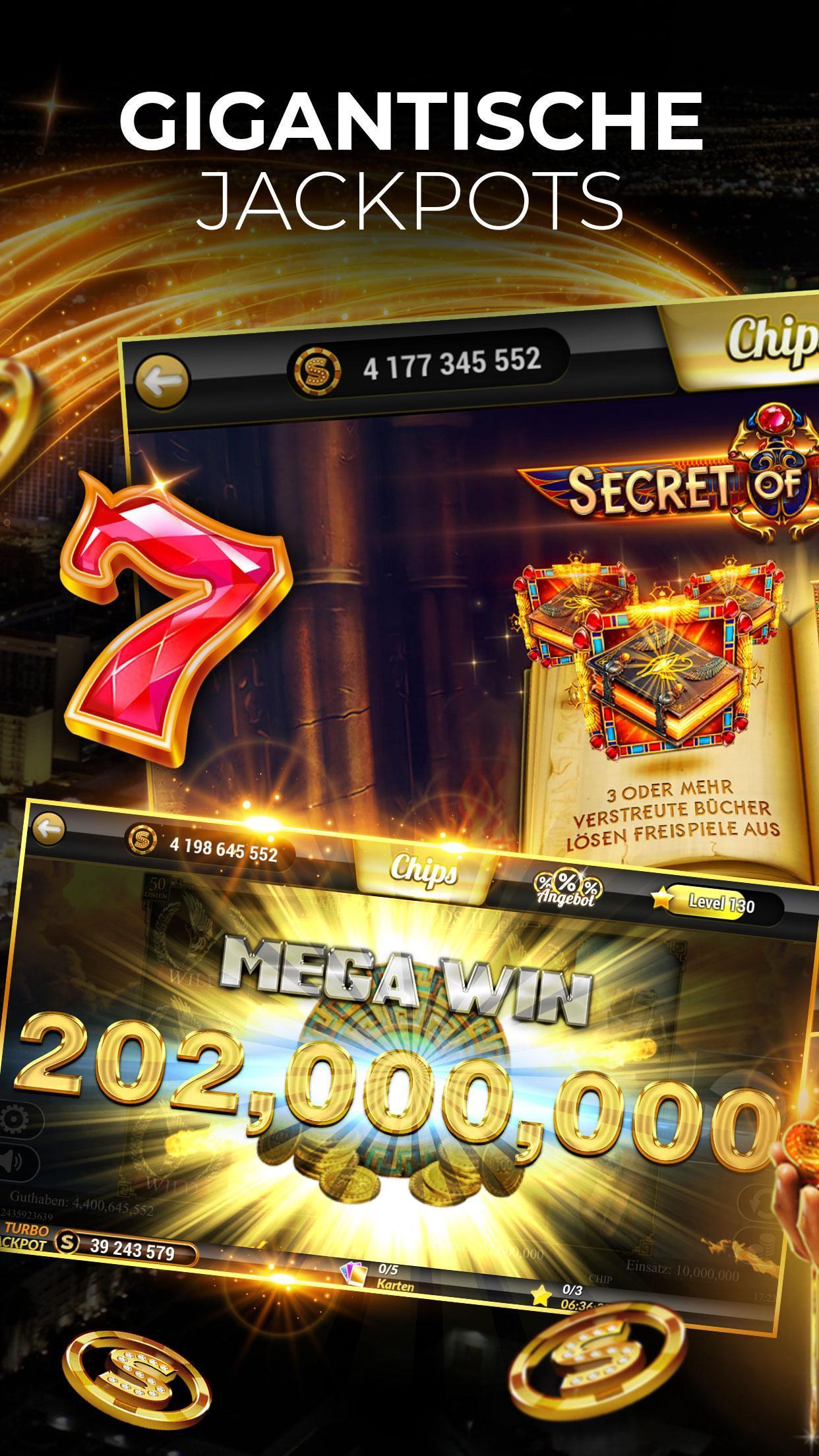 Slotigo Online-Casino, Spielautomaten & Jackpots 4.11.11 Screenshot 4
