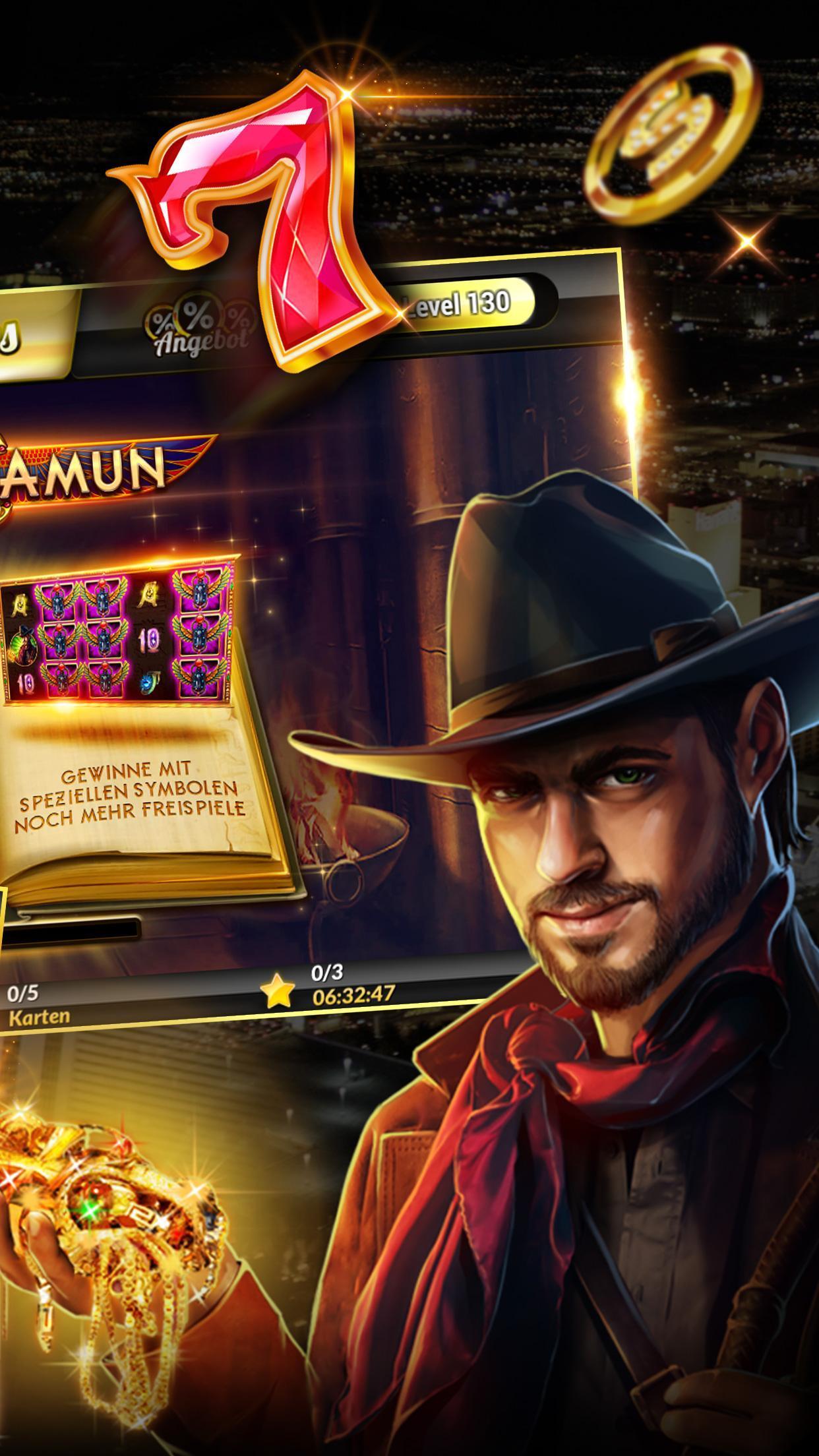 Slotigo Online-Casino, Spielautomaten & Jackpots 4.11.11 Screenshot 5
